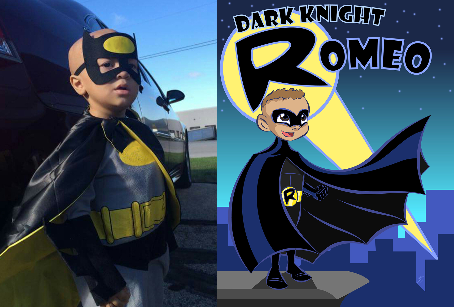 Romeo (Dark Knight Romeo)