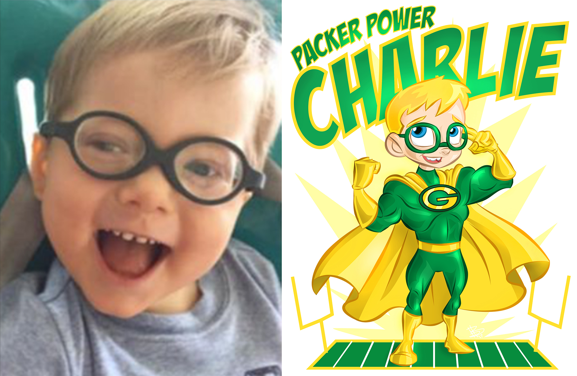 Charlie (Packer Power Charlie)