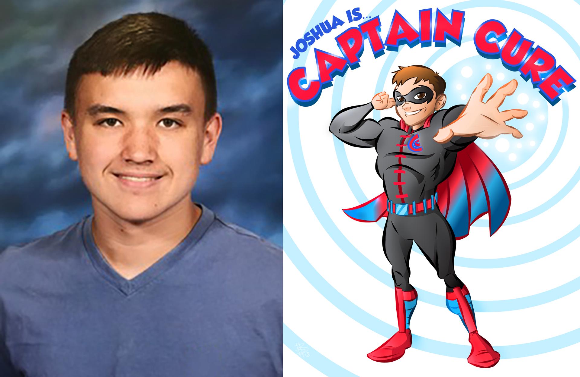 Joshua (Captain Cure)