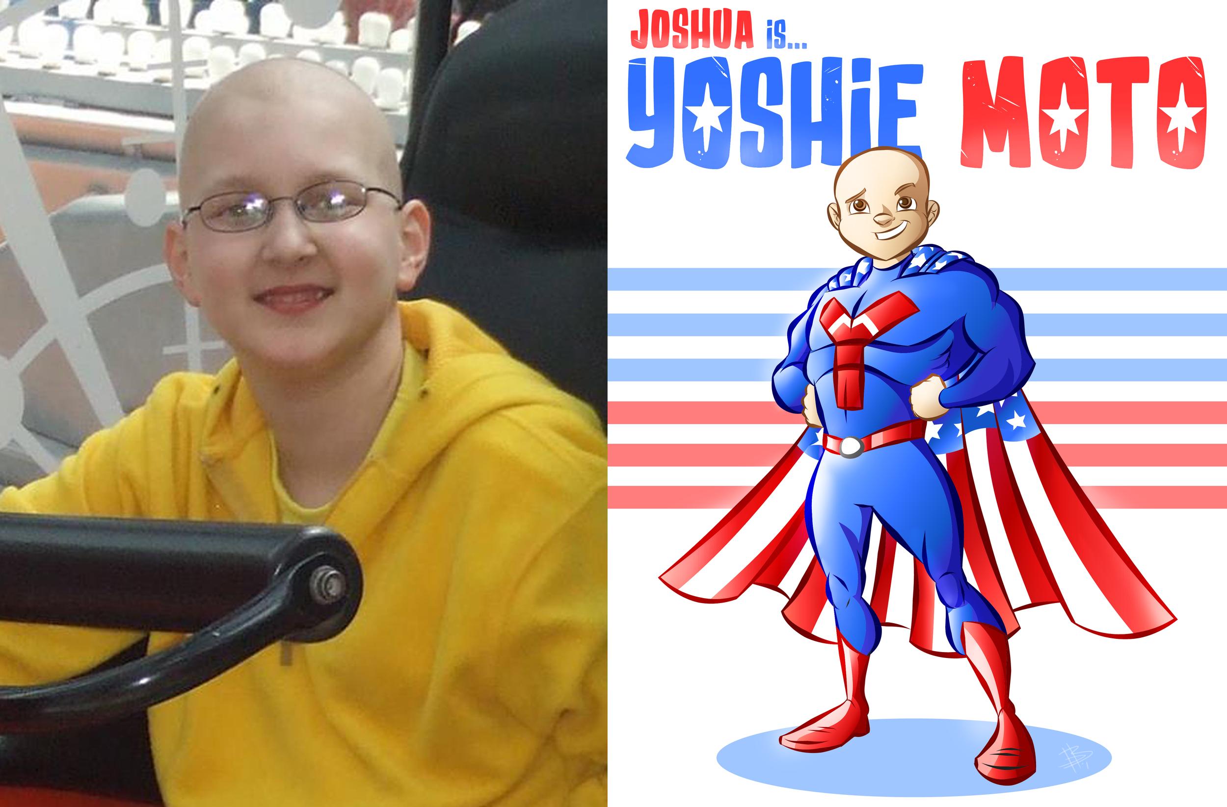 Joshua (Yoshie Moto)