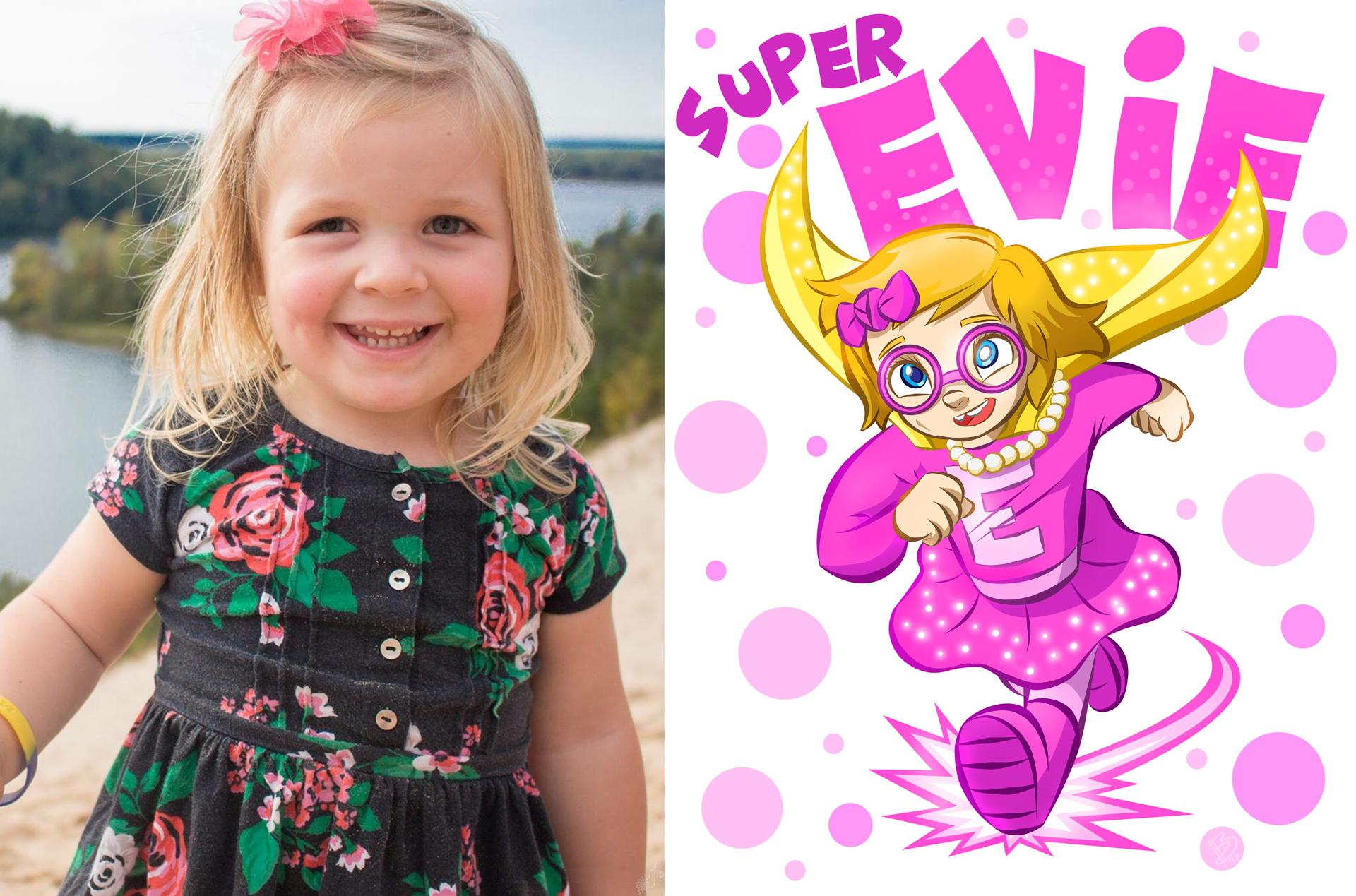 Evie (Super Evie)