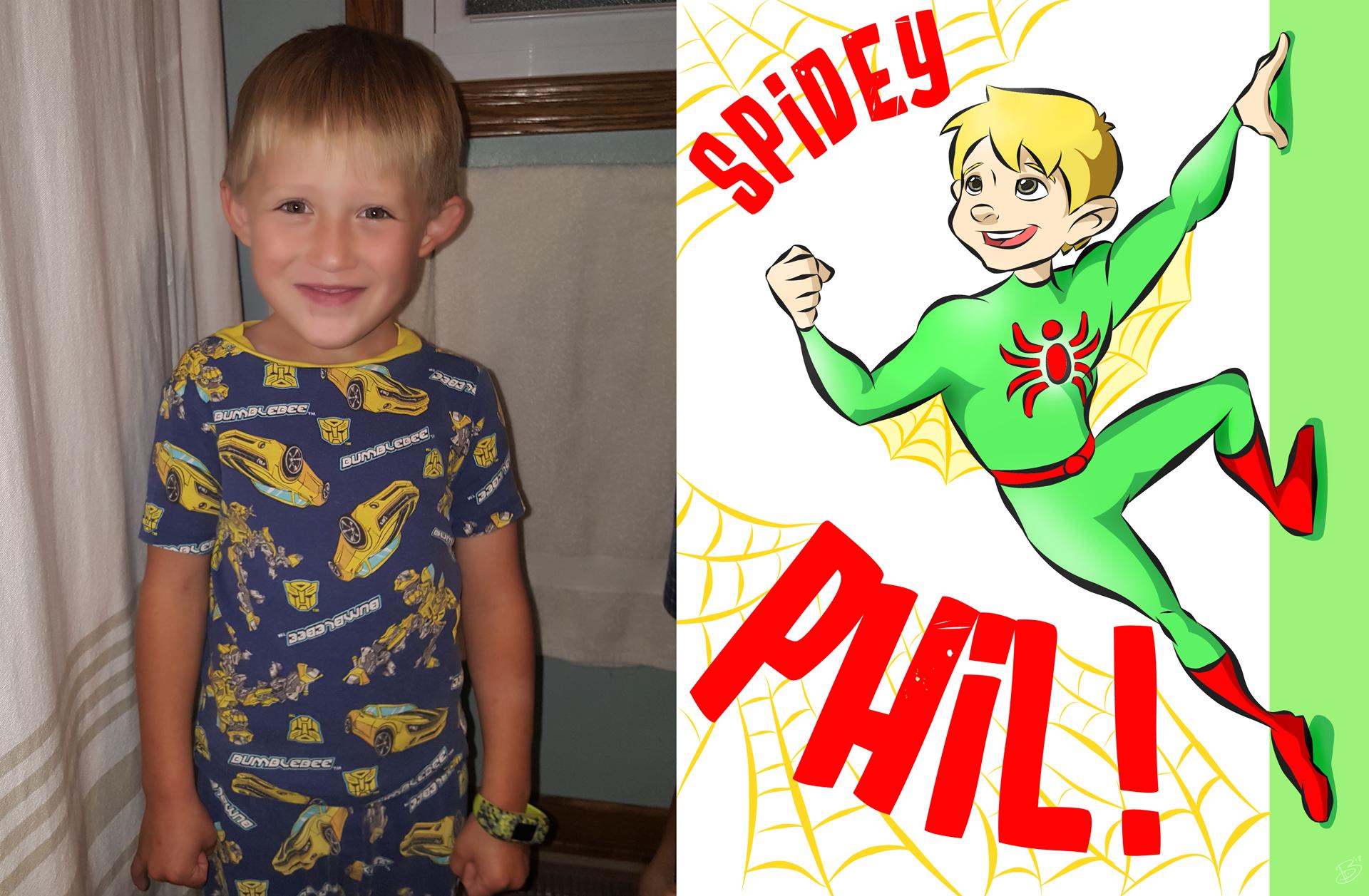 Phil (Spidey Phil)