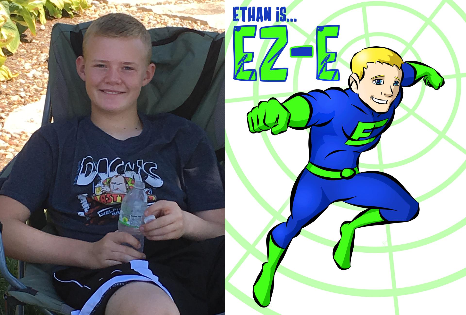 Ethan (EZ-E)