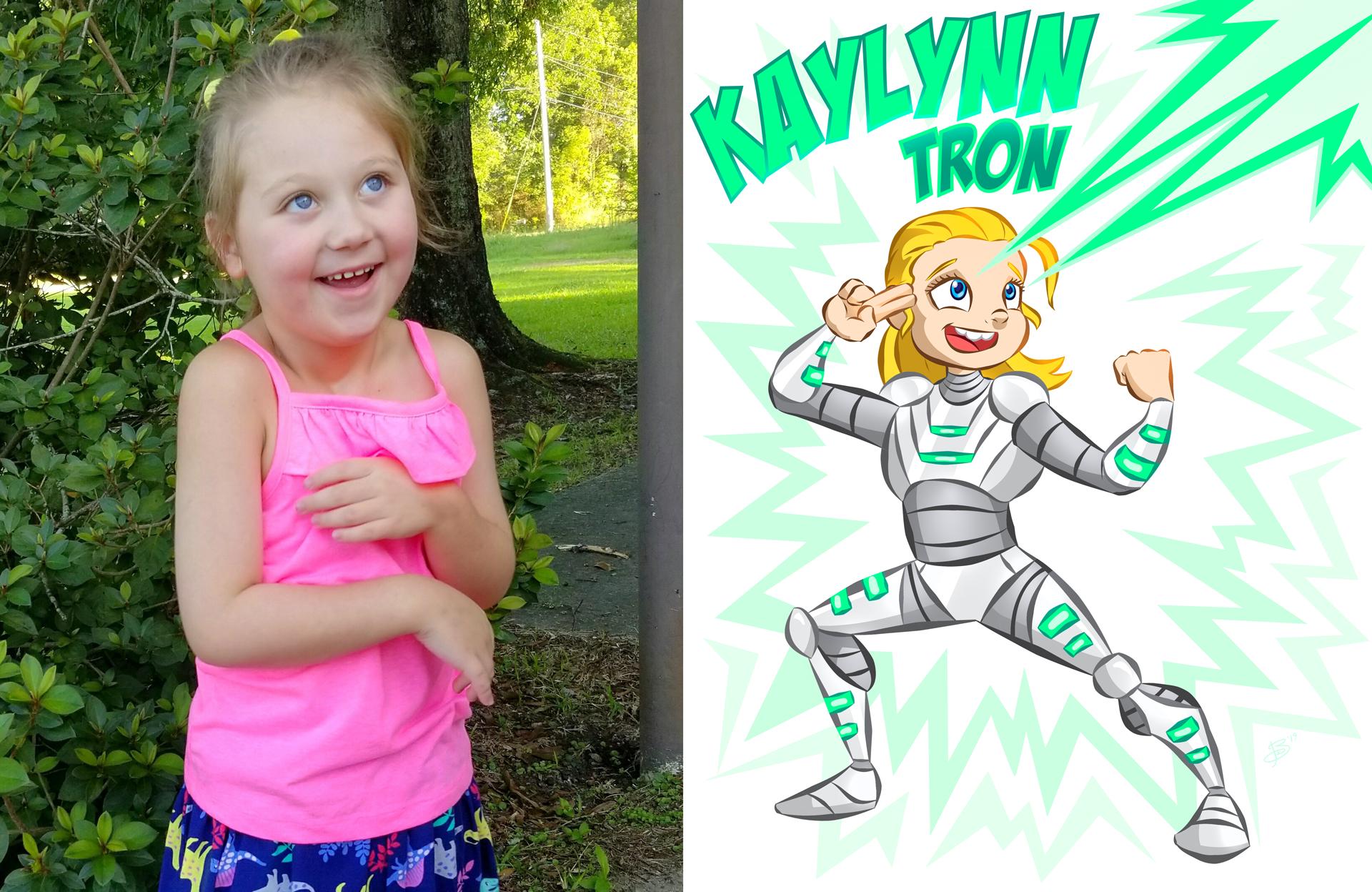Kaylynn (Kaylynn-tron)