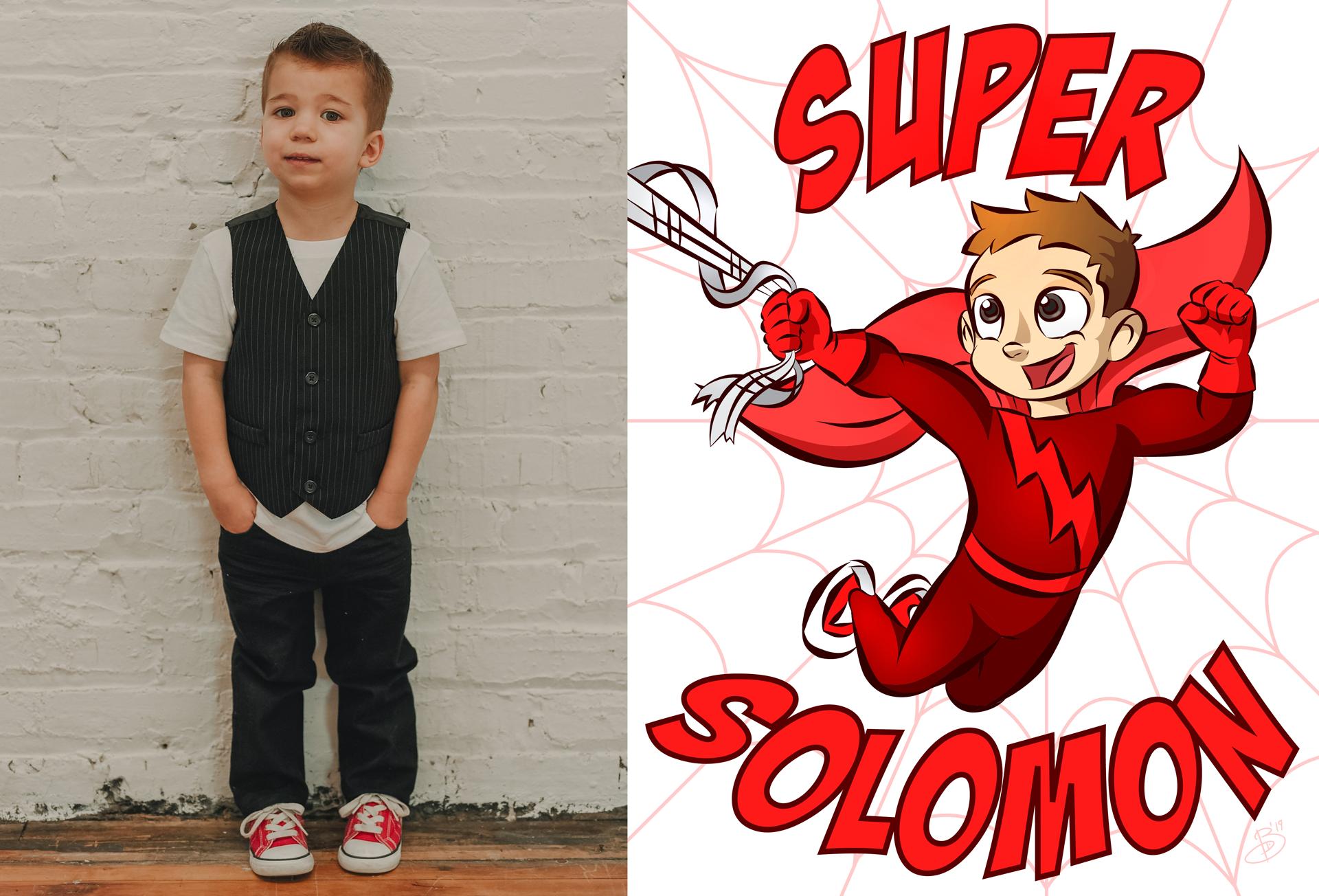 Solomon (Super Solomon)