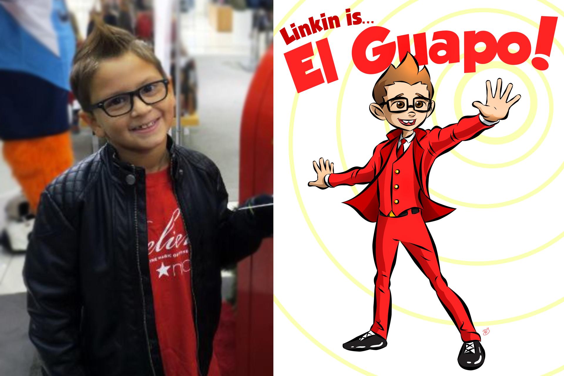 Linkin (El Guapo)