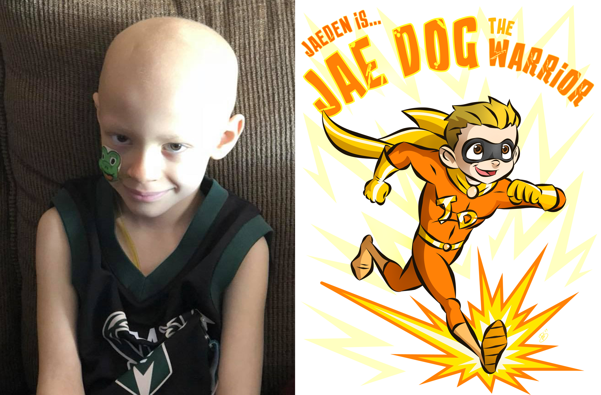 Jaeden (Dae Dog: The Warrior)