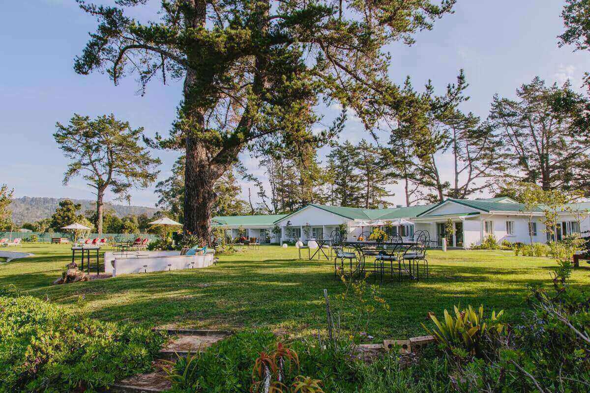 5 Star Luxury Garden Route Accommodation