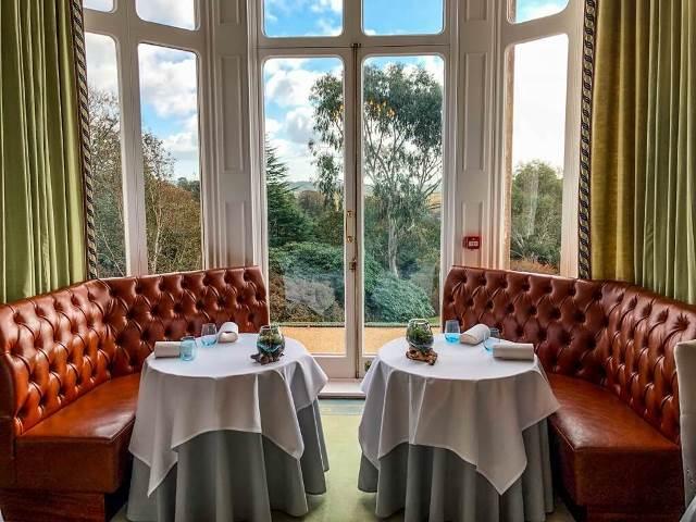 Restaurant Interlude at Leonardslee Gardens