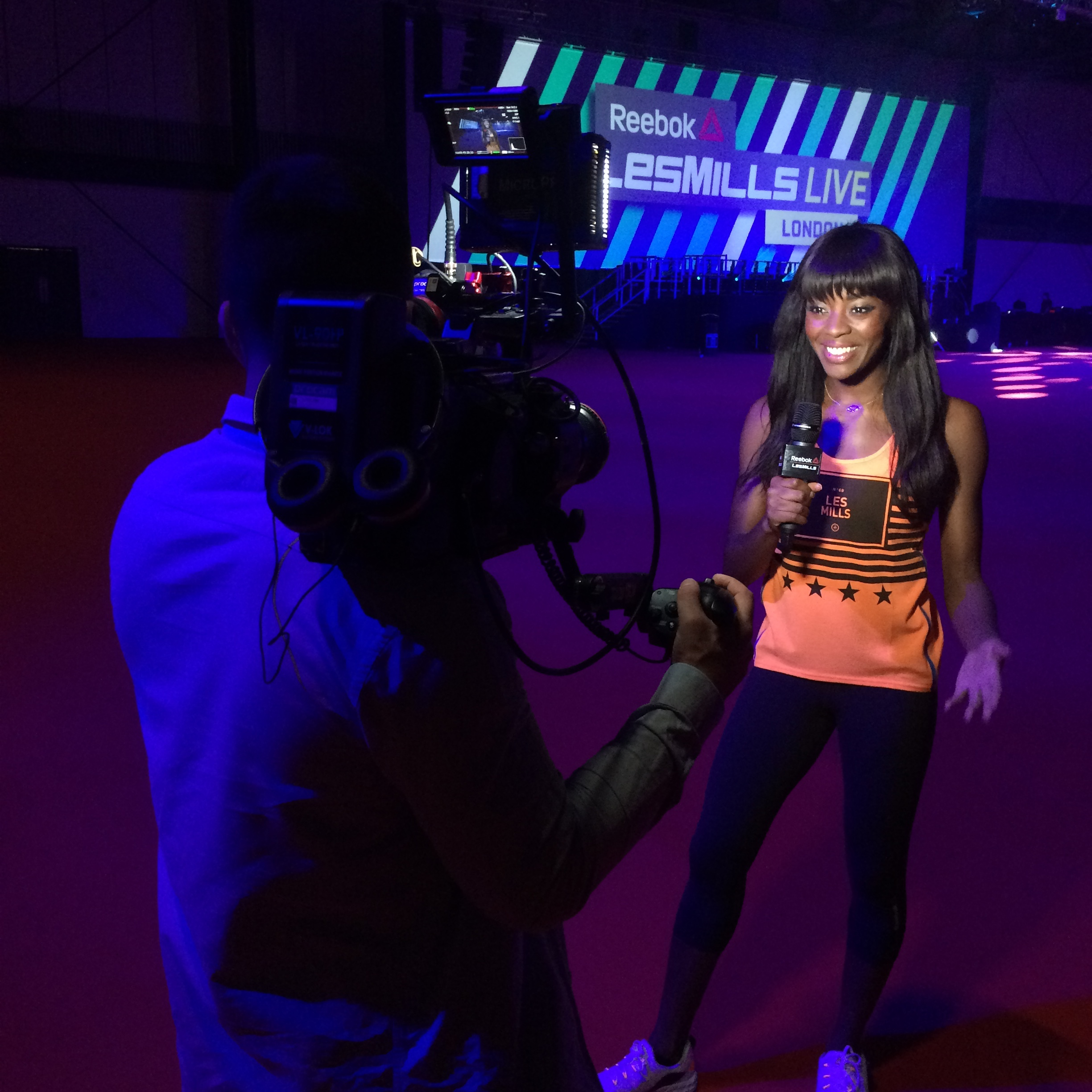 Find out how you can join  Les Mills Live by clicking  here .    For video footage from the tour, check out  Les Mills UK Facebook page or check out  my take on last year's event .    XOXO