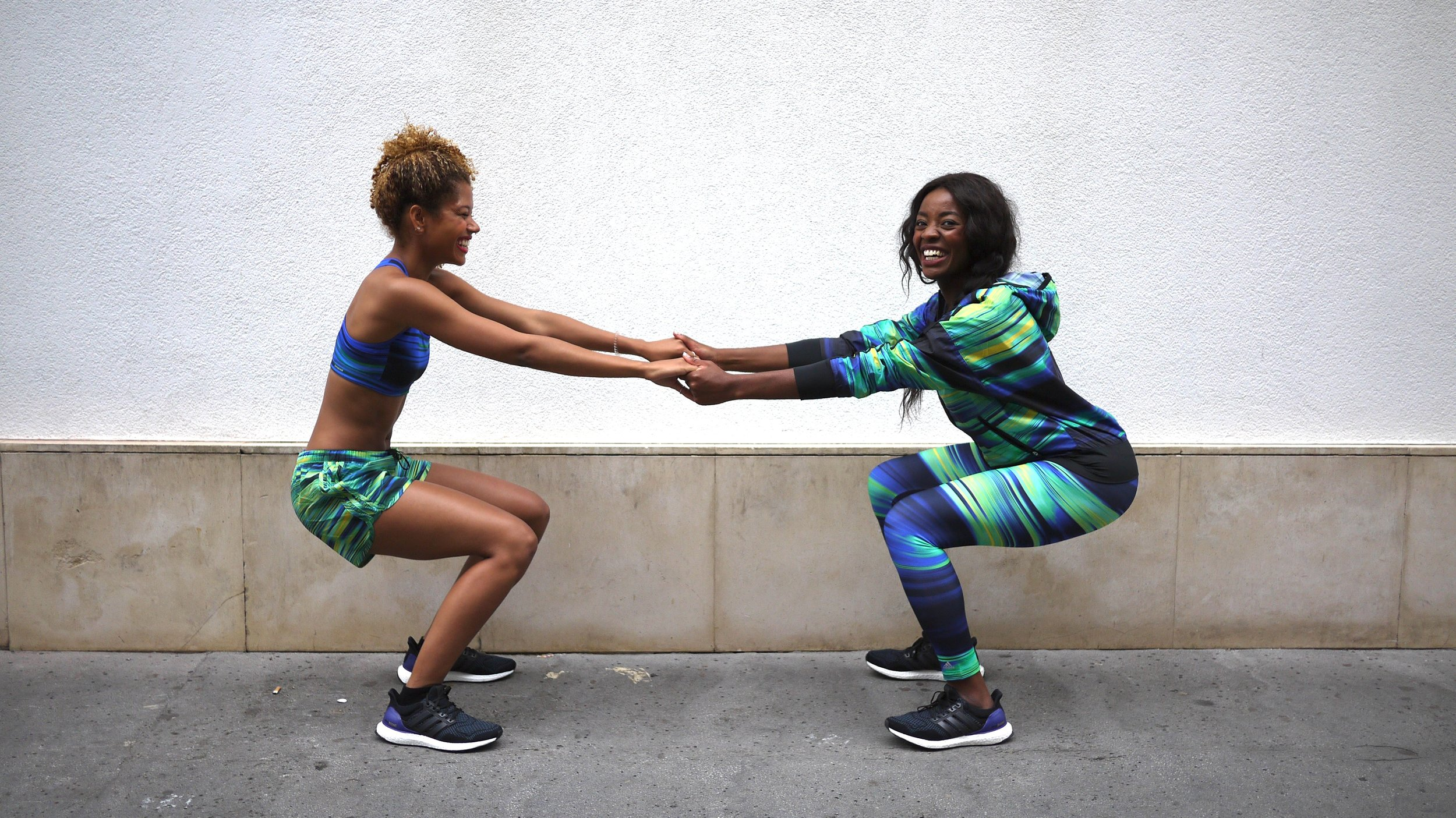 Buddy workout Tasha Greene