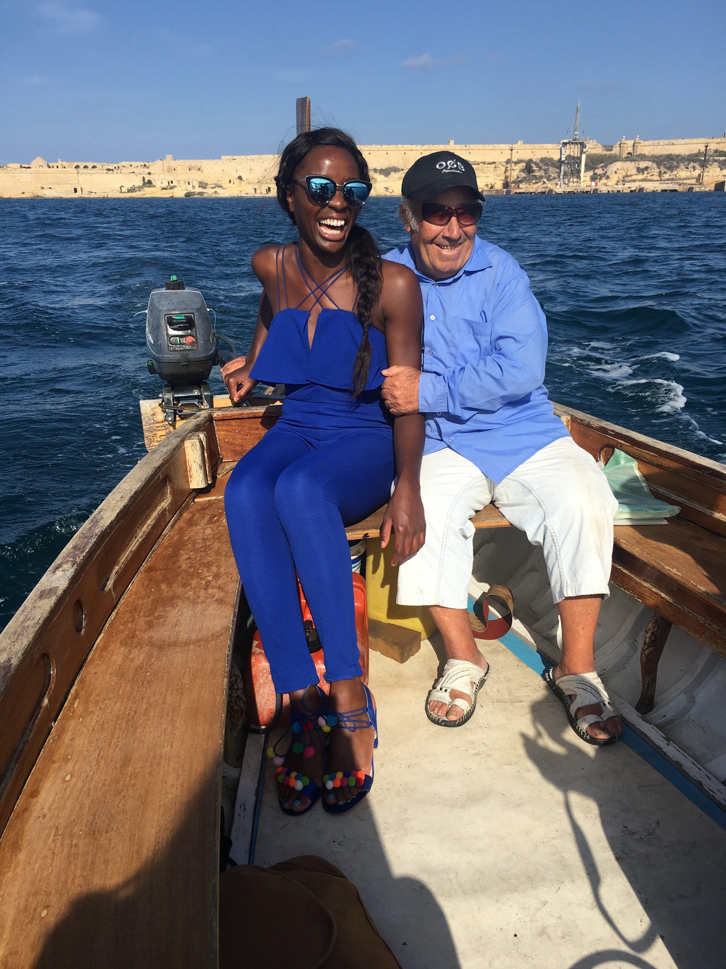 Maltese Boat Trip