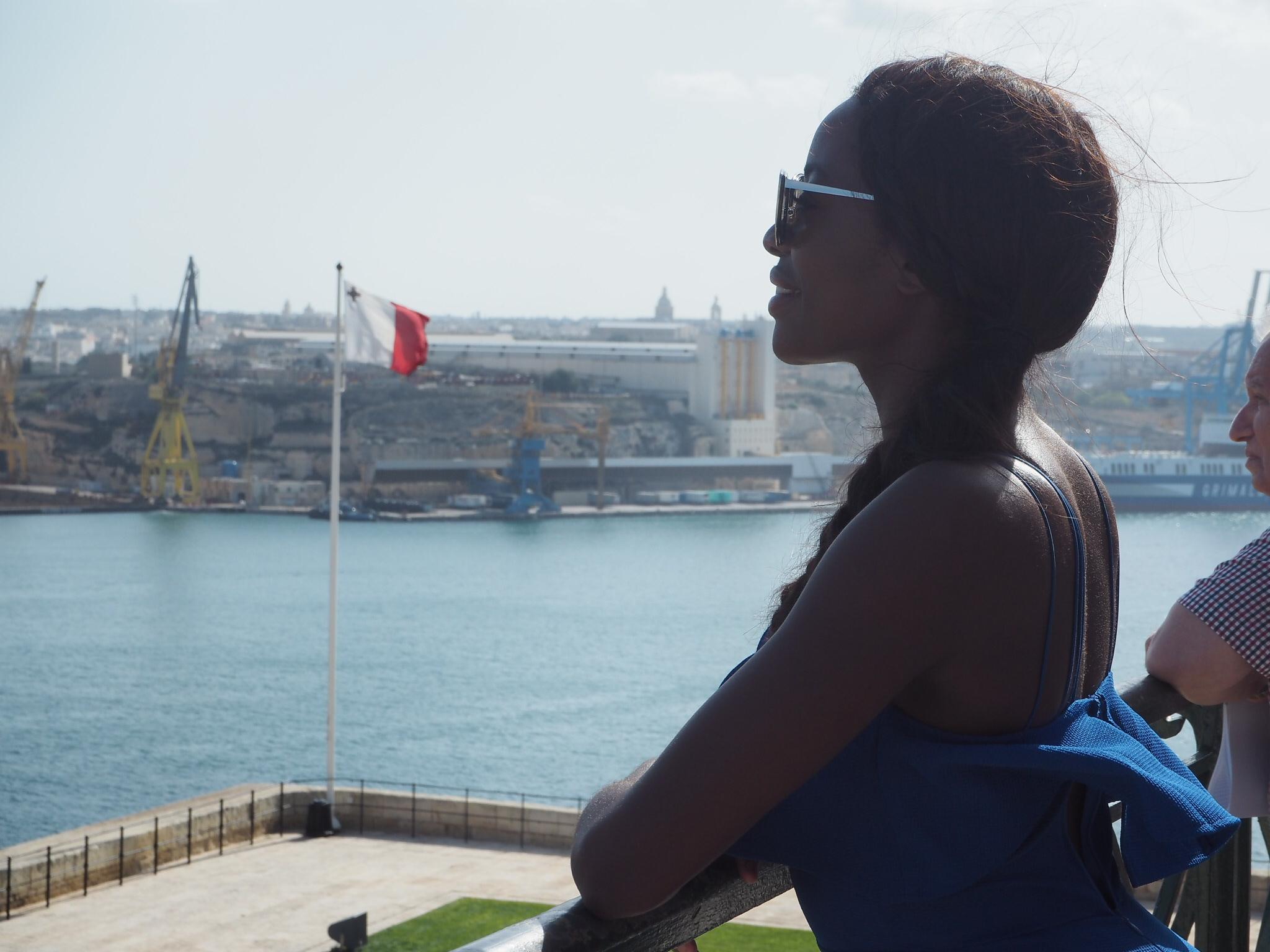AJ Odudu Malta