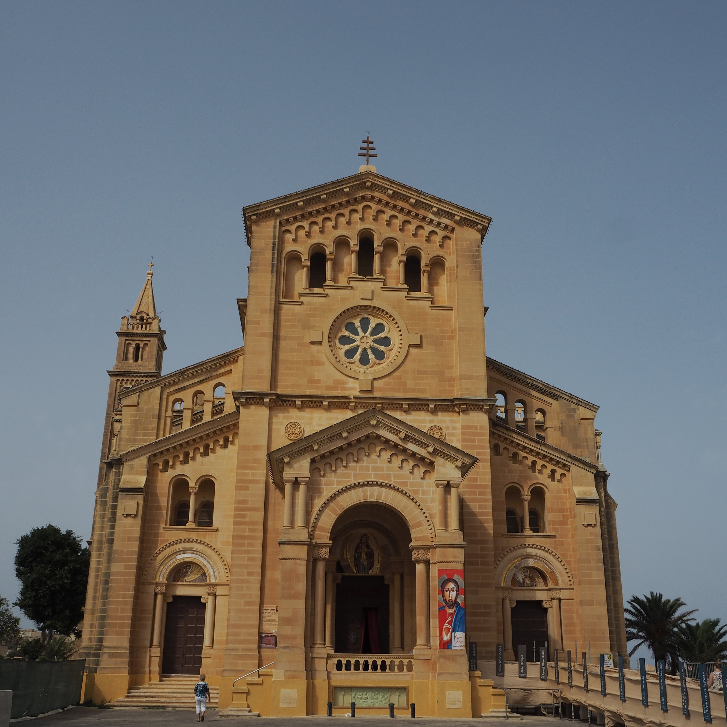 Ta'Pinu Church, Gozo