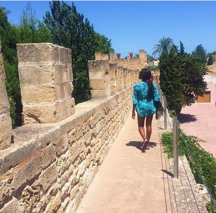 Alcudia Pueblo AJ Odudu