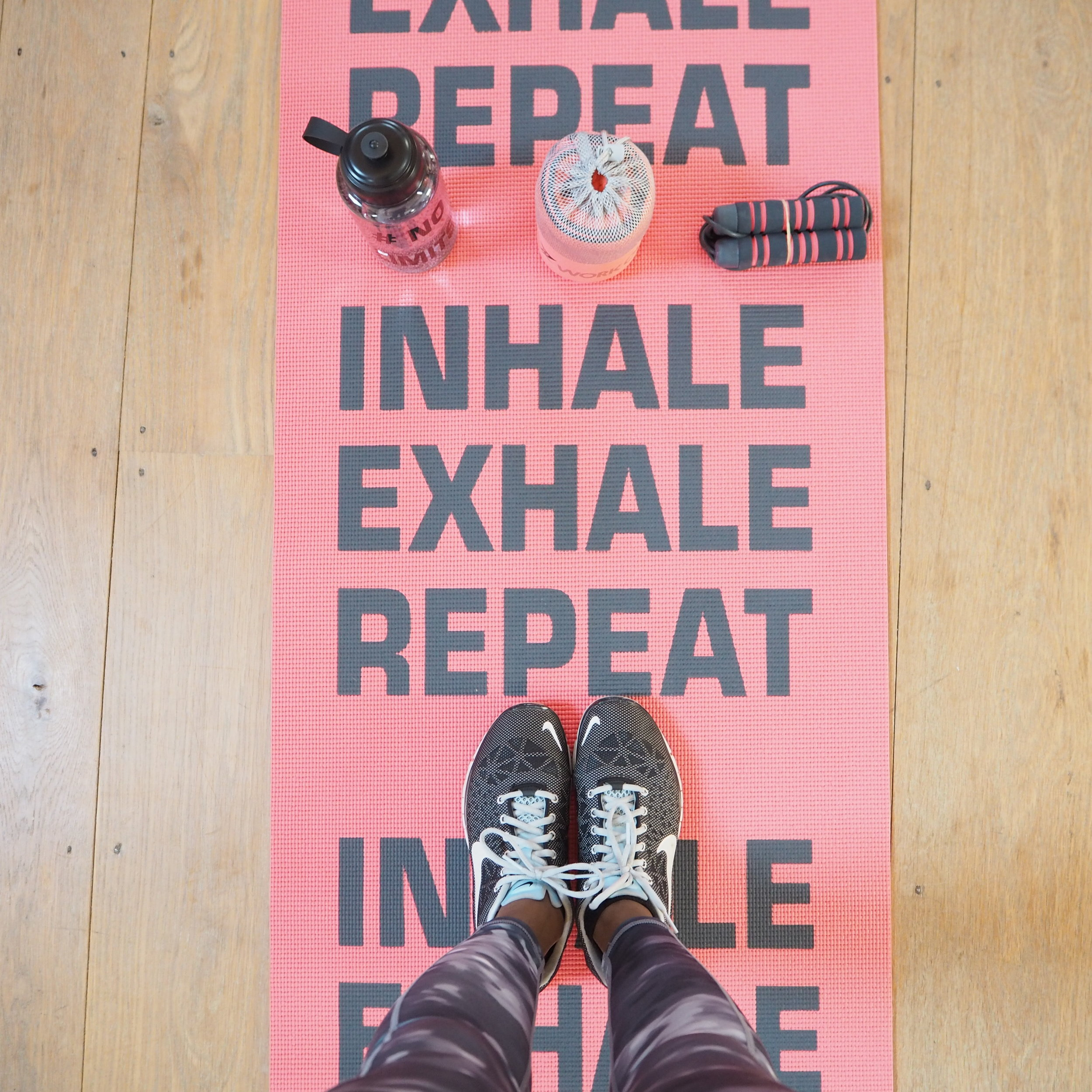 Motivation Monday Primark Yoga Mat
