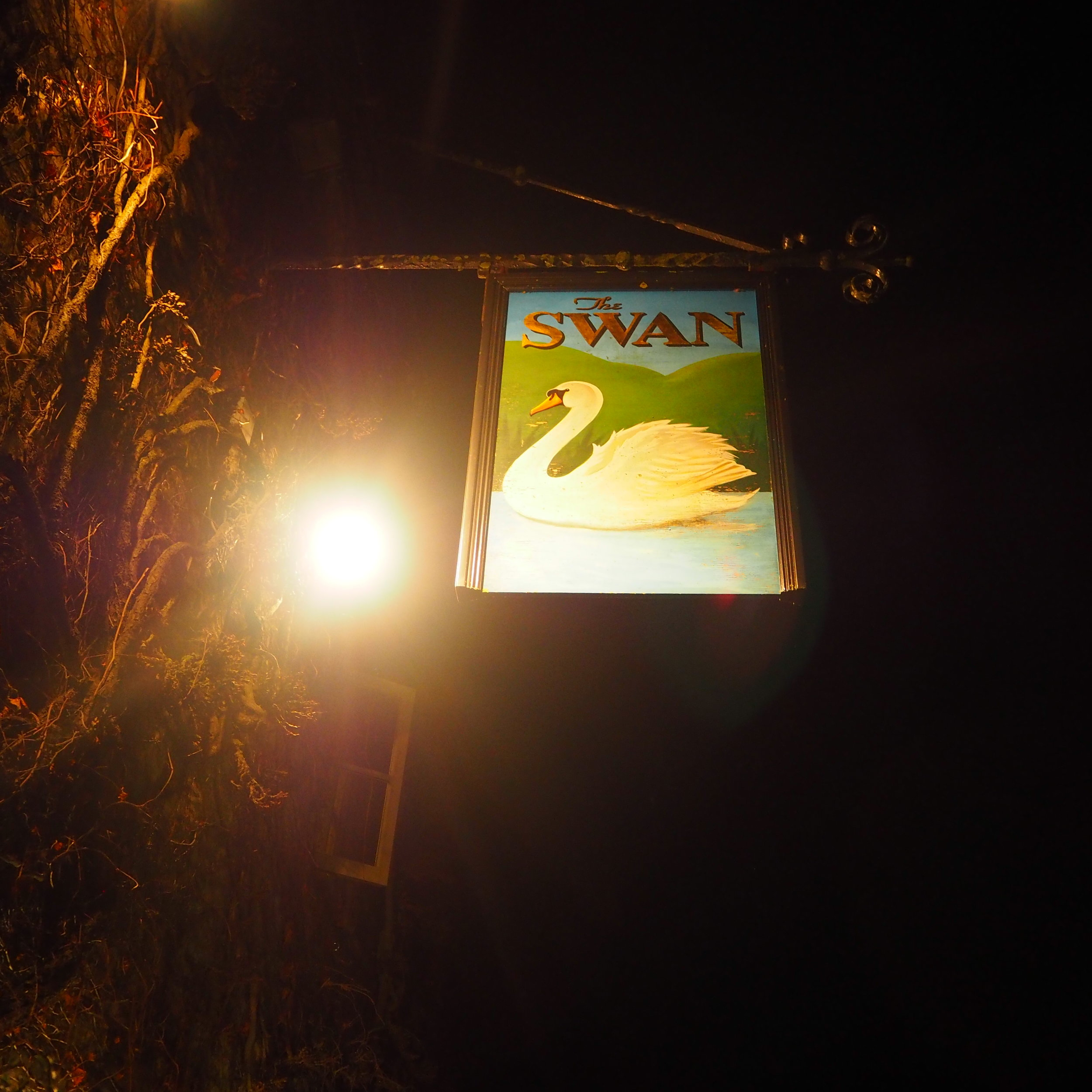The Swan Pub in The Cotswolds