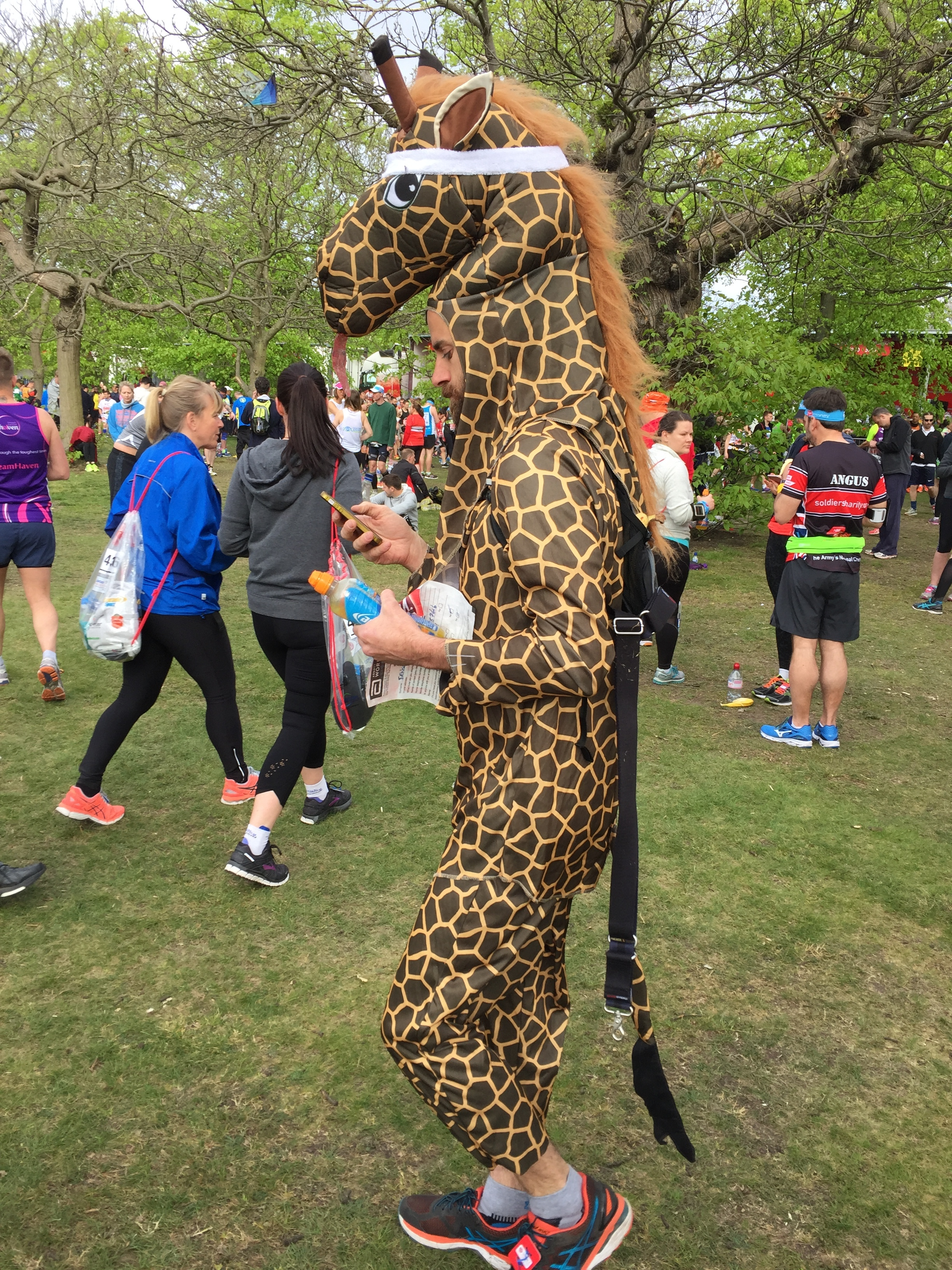 London Marathon 2017 Costumes