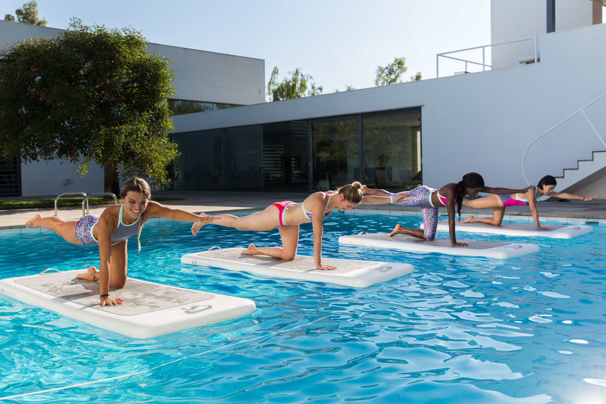 Aquaphysical Float Class