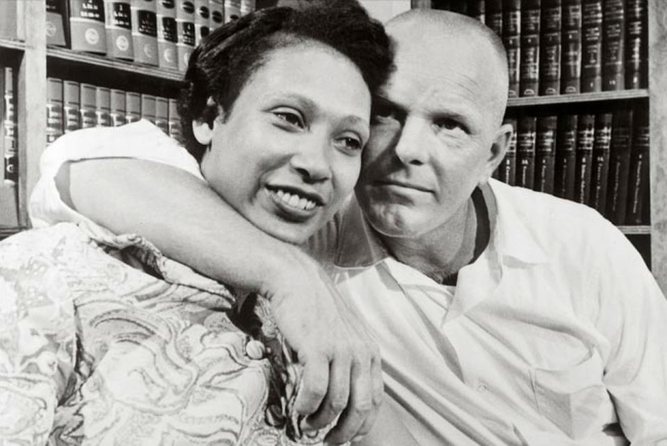Mildred and Richard Loving (Photo:  Getty Images )