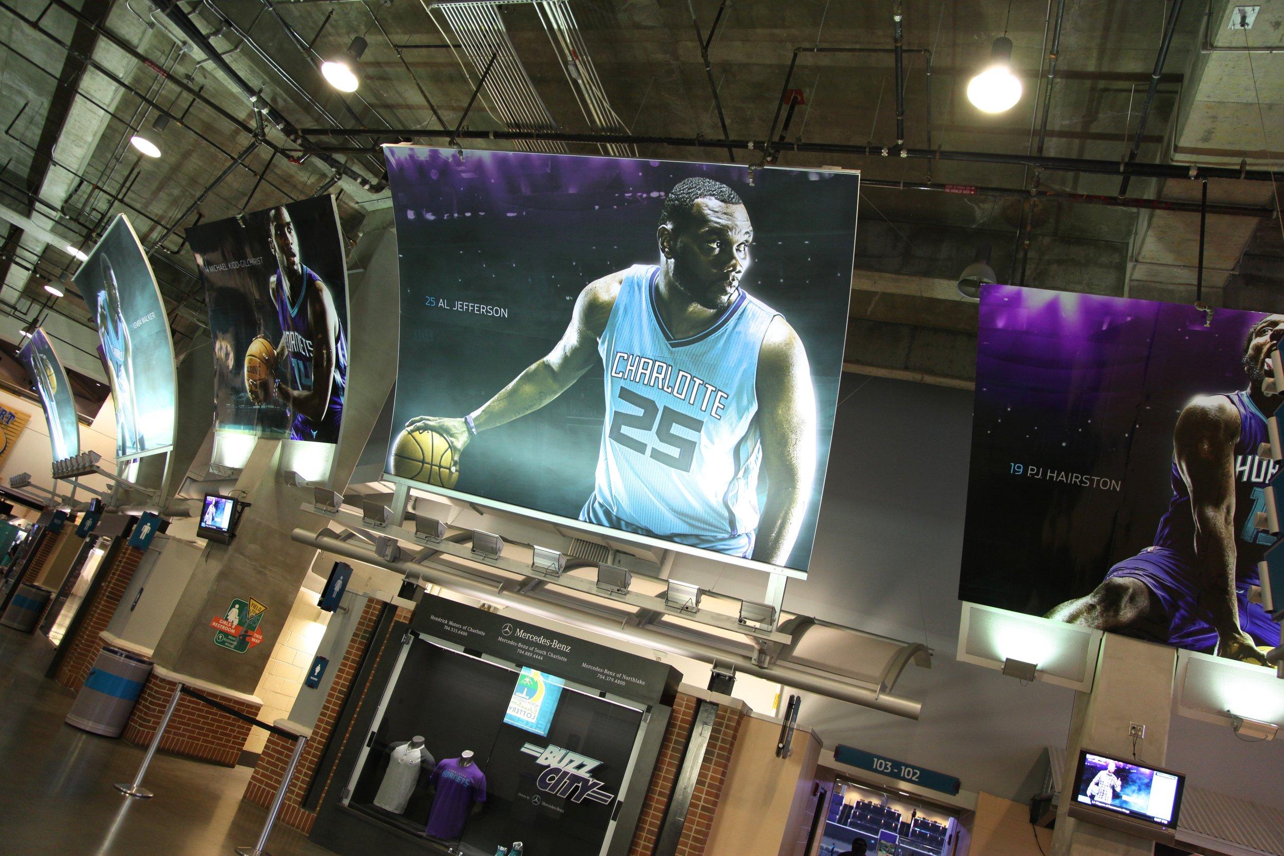 Hornets Curved Player Ceiling Mount_Al_Jefferson.JPG