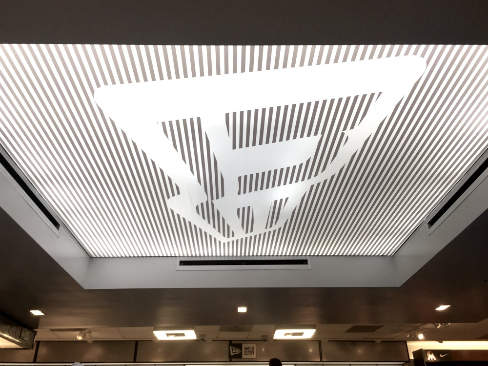 Matrix Frame - Tension Fabric Ceiling Light Box