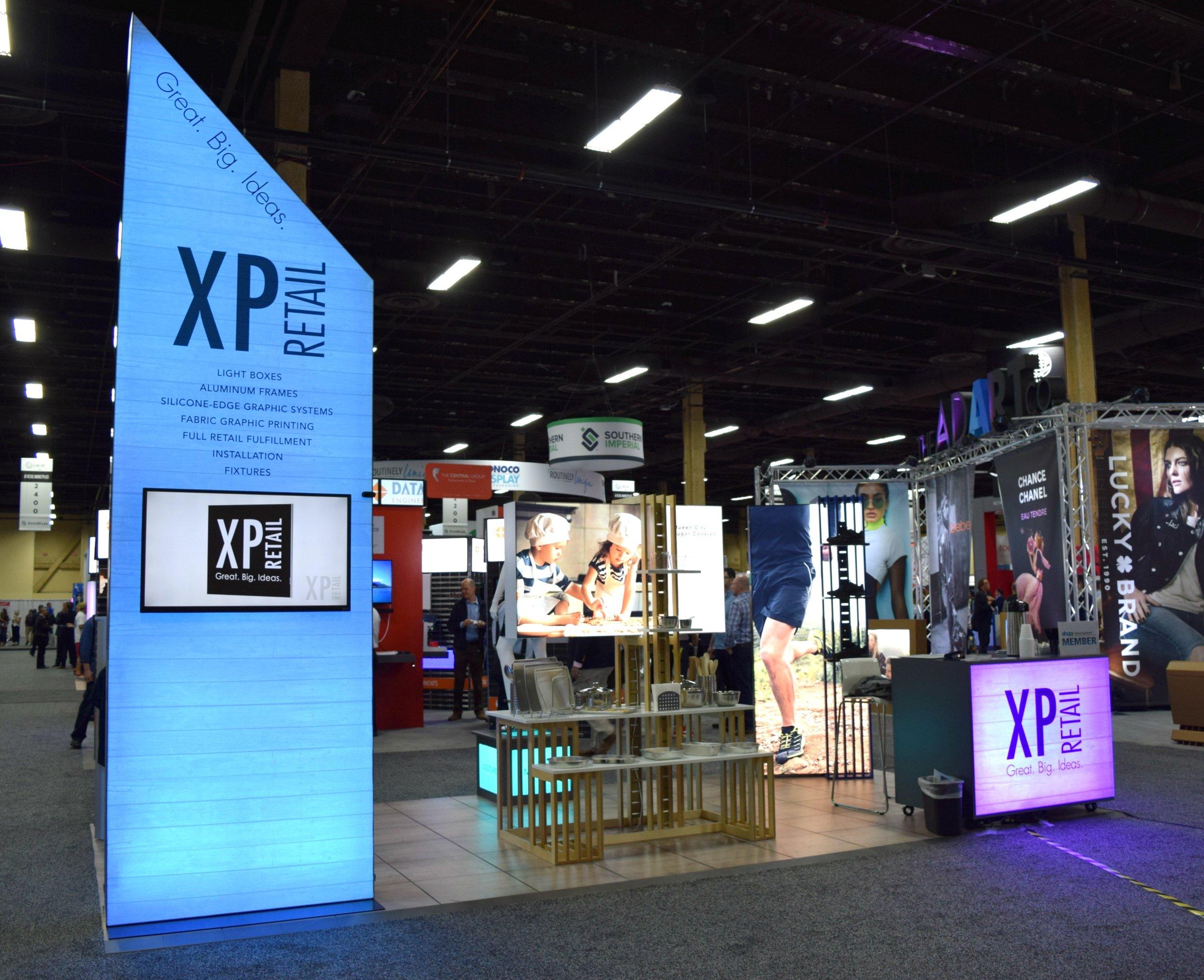 XP Retail at Global Shop 2017
