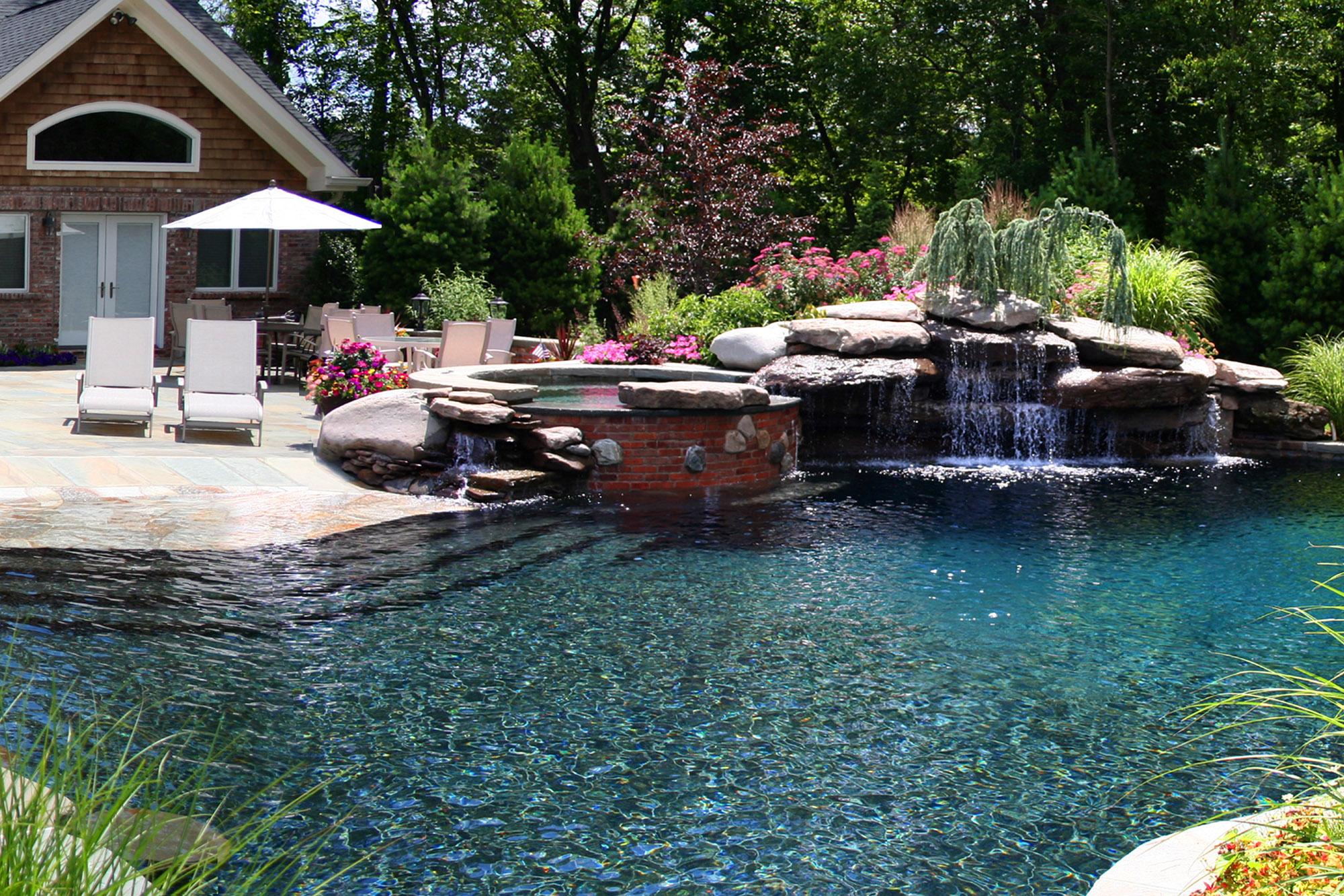 Masterson Pools | Wyckoff Pool Builder