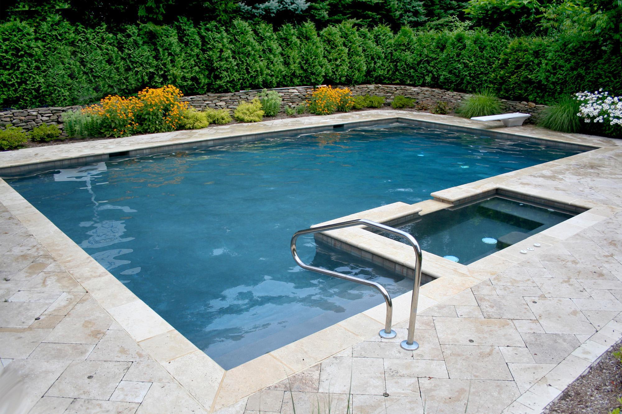 Masterson Pools | Custom Ridgewood Pool