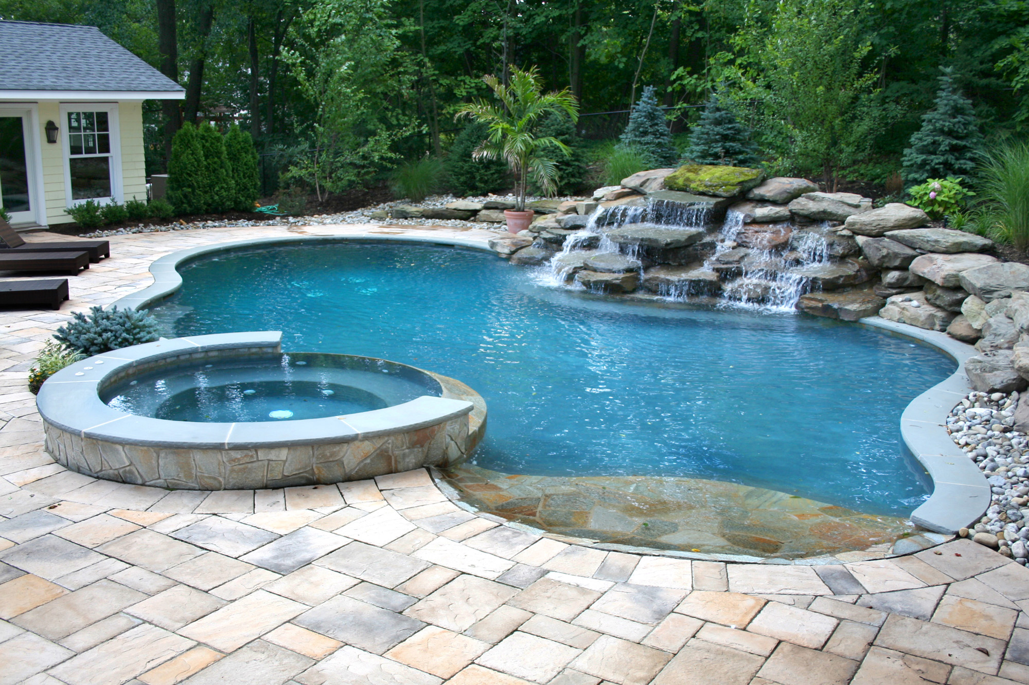 Masterson Pools Inground Swimming Pools Nj Masterson