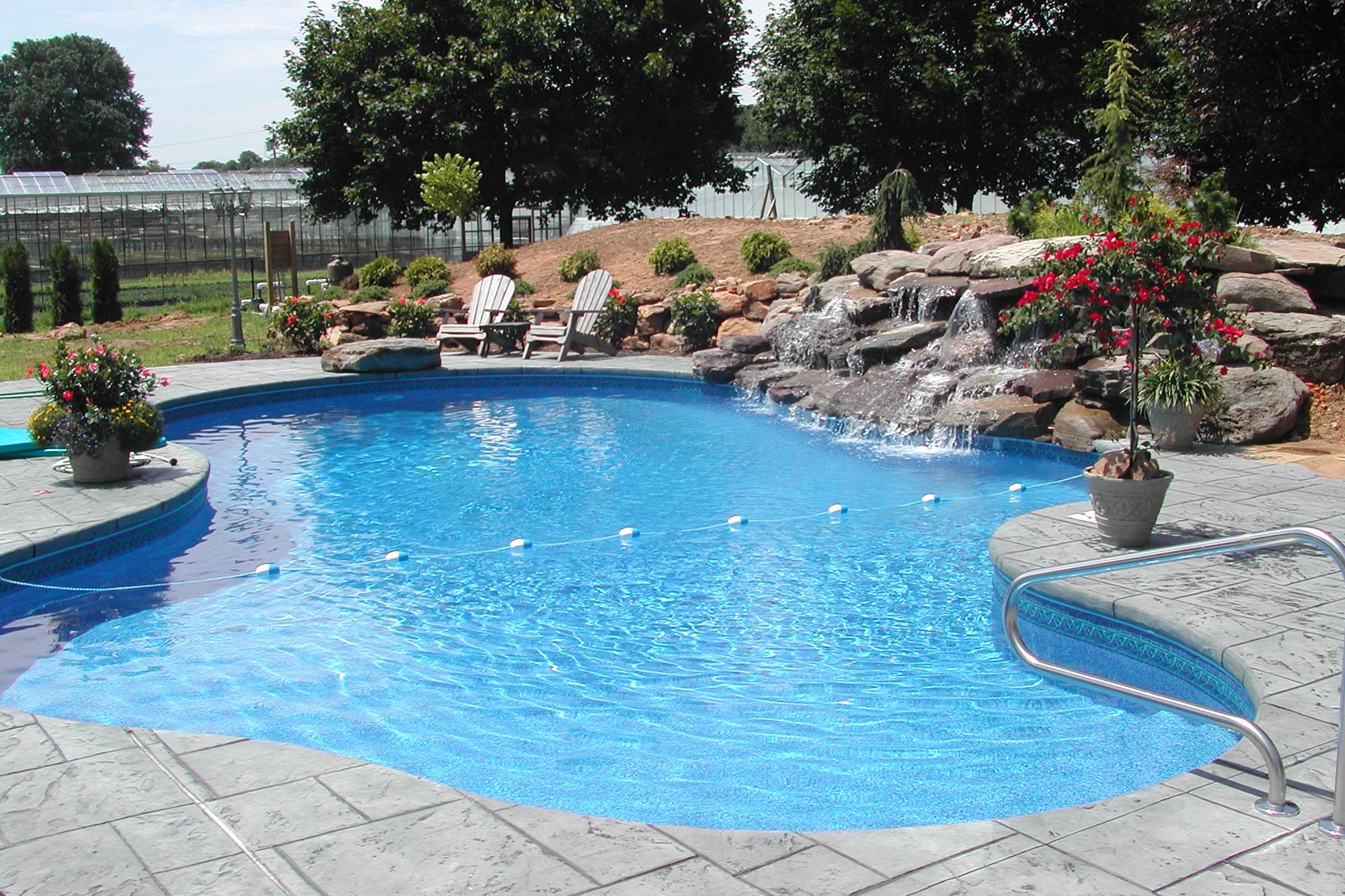 Masterson Pools | Haledon Pool Construction