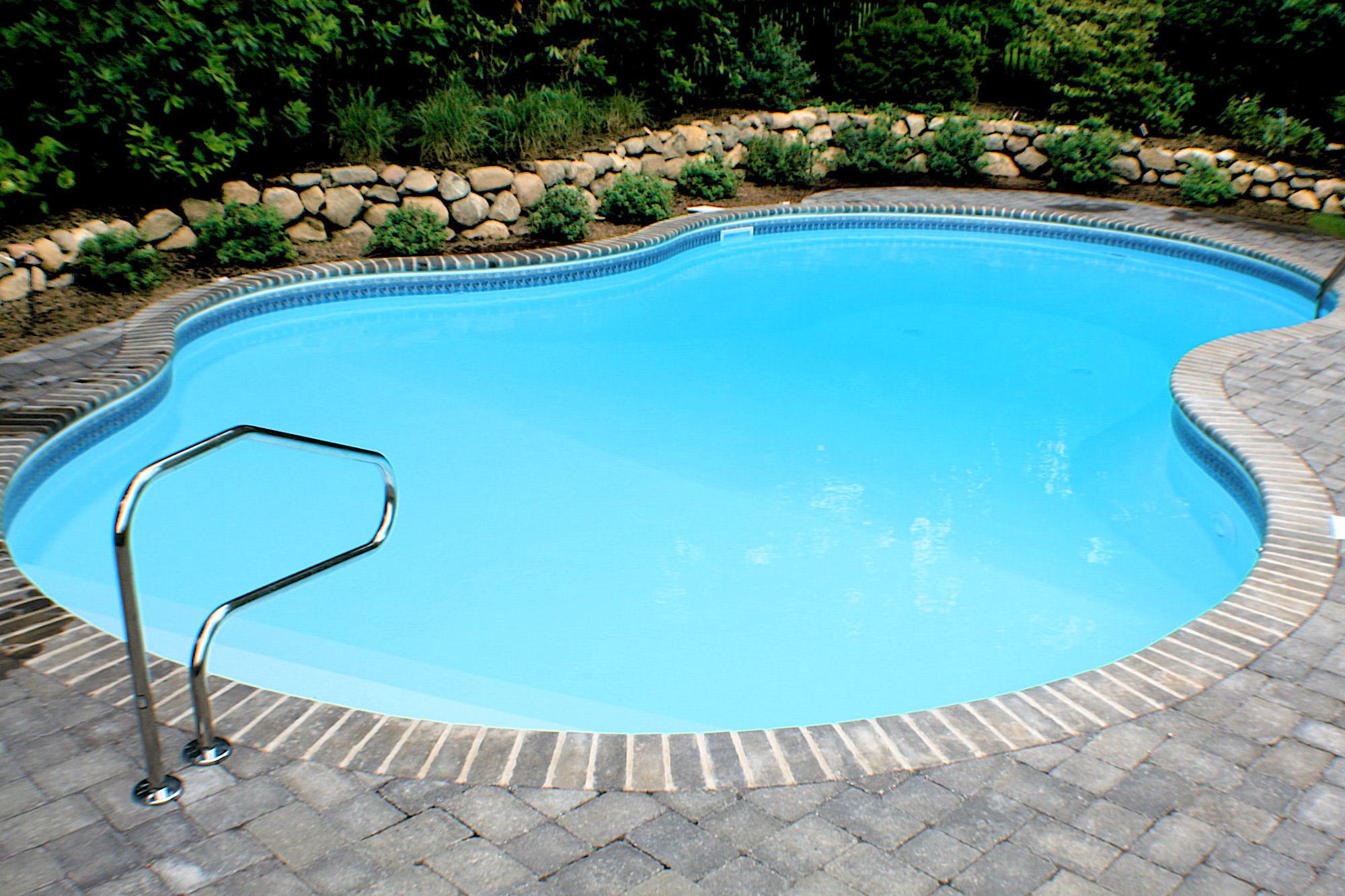 Masterson Pools | Inground Swimming Pools