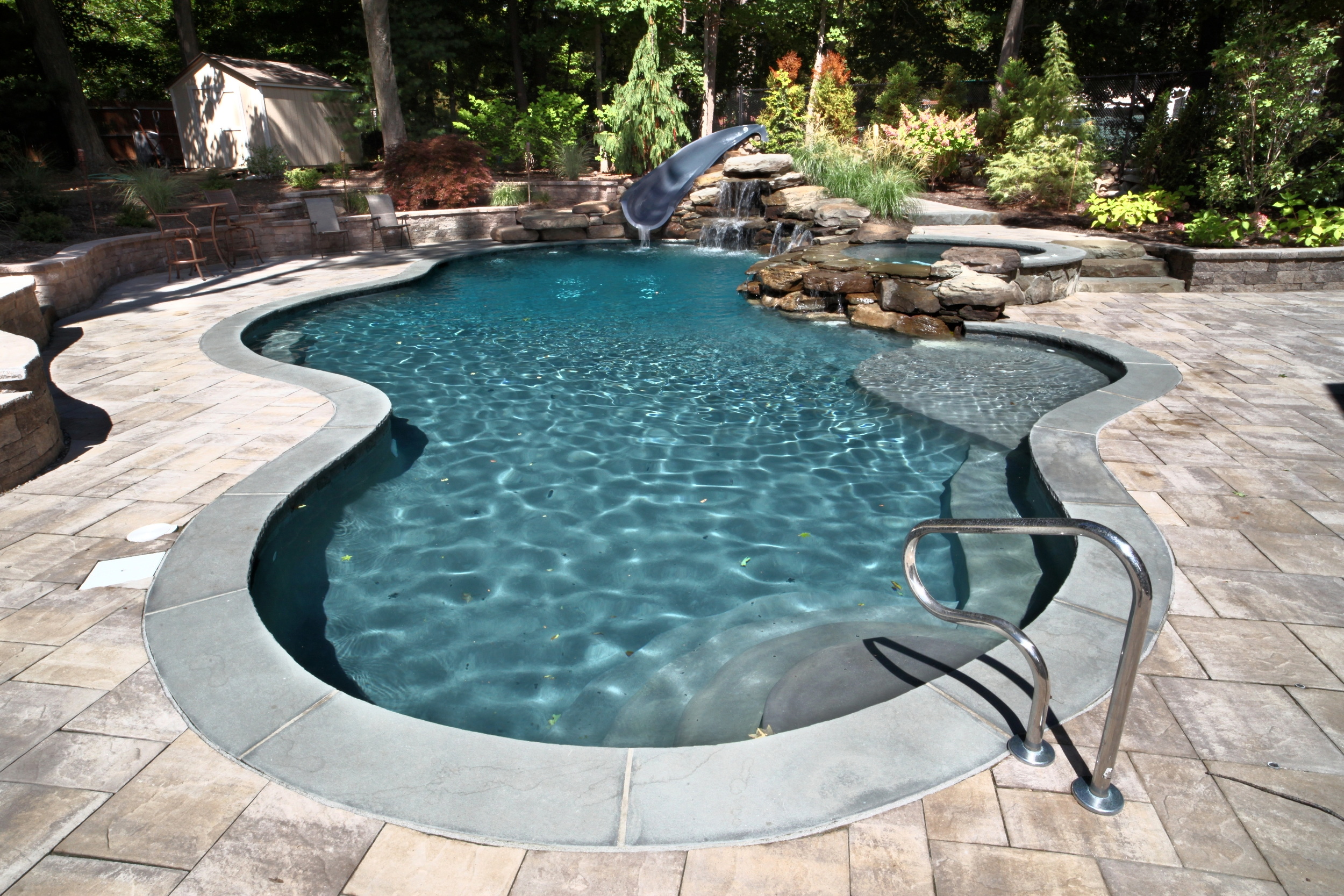 Masterson Pools | Pool Builders Bergen County