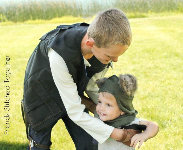 Cousins make the best Ewoks !