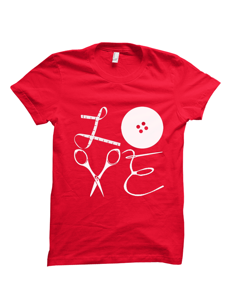 Sewing Theme T's Available Here >>>