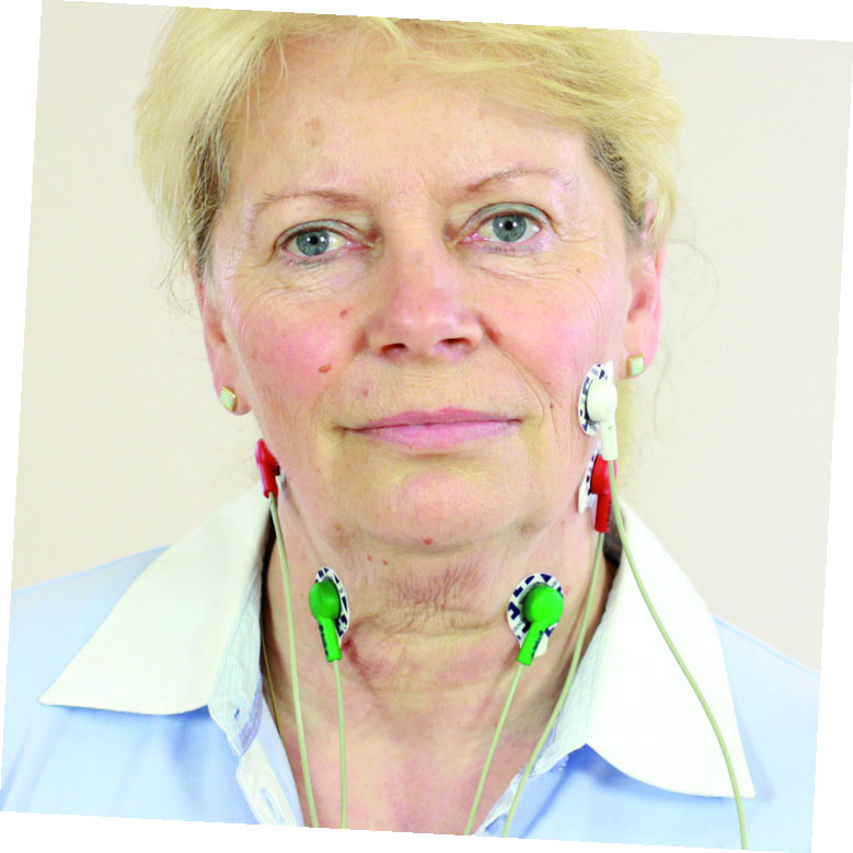 RehaIngest electrode placement