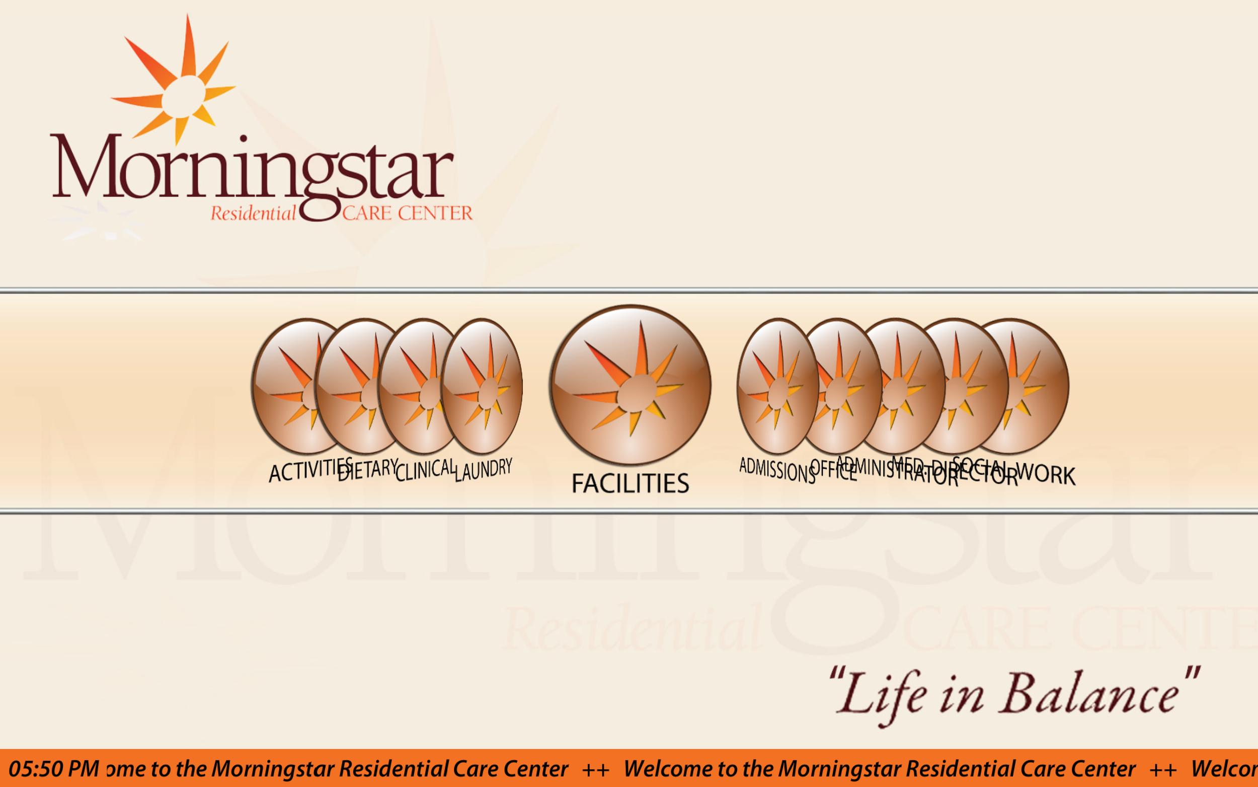 Morningstar Residnetial Care