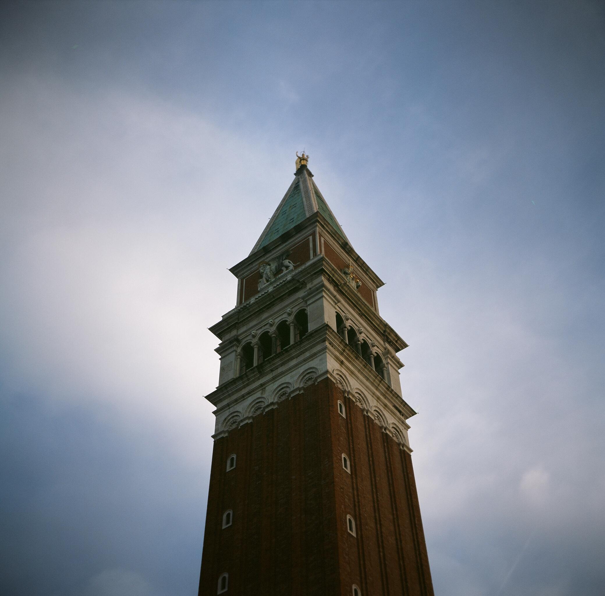 Campanile in San Marco