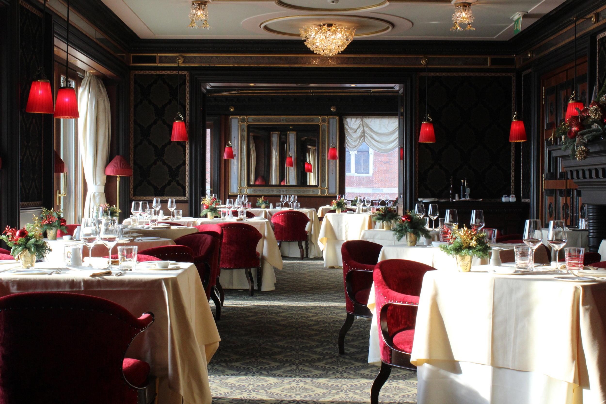 Venice Hotel Danieli Grethershot Morgan Stone Grether