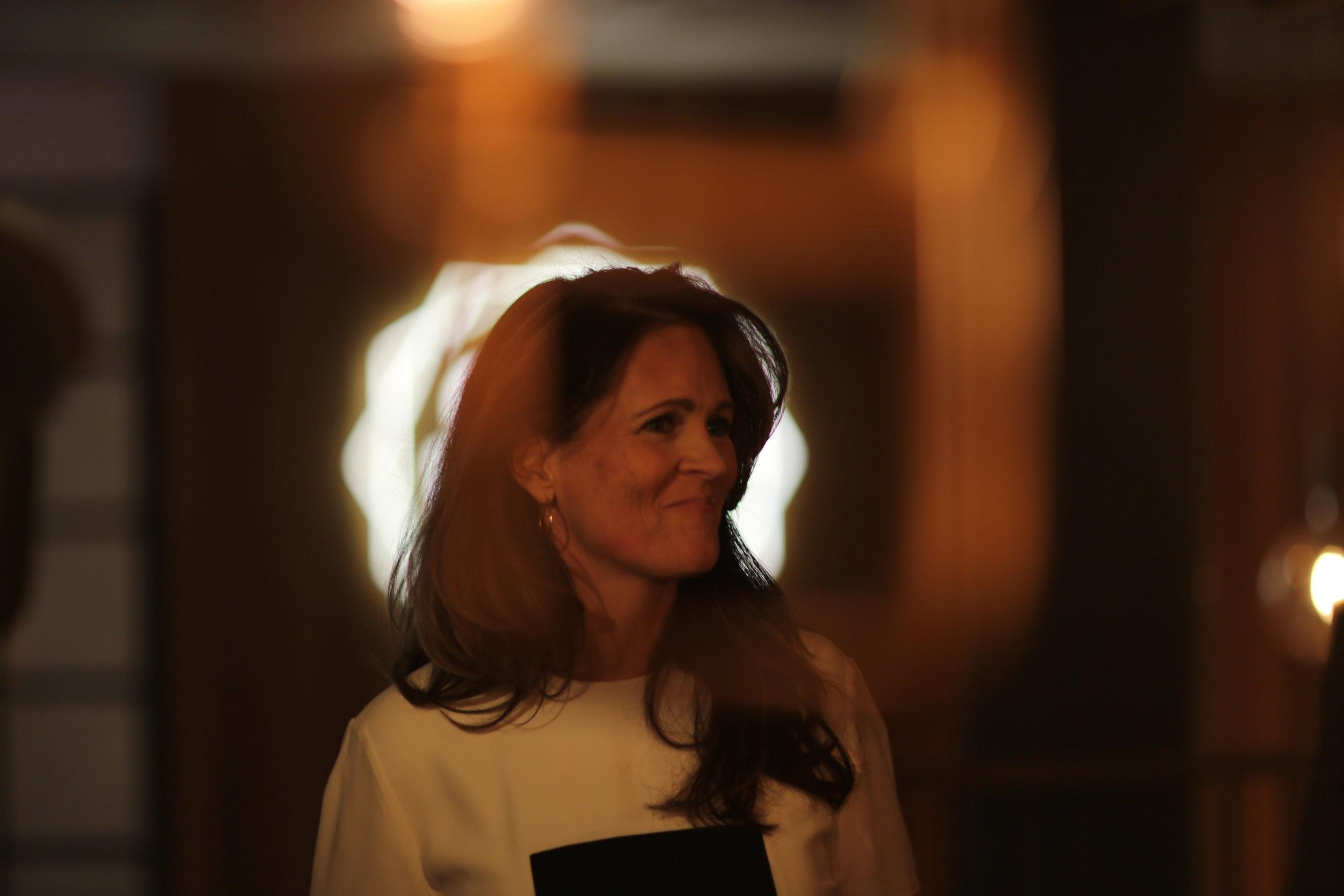 Magnea Þórey Hjálmarsdóttir, Managing Director of Icelandair Hotels
