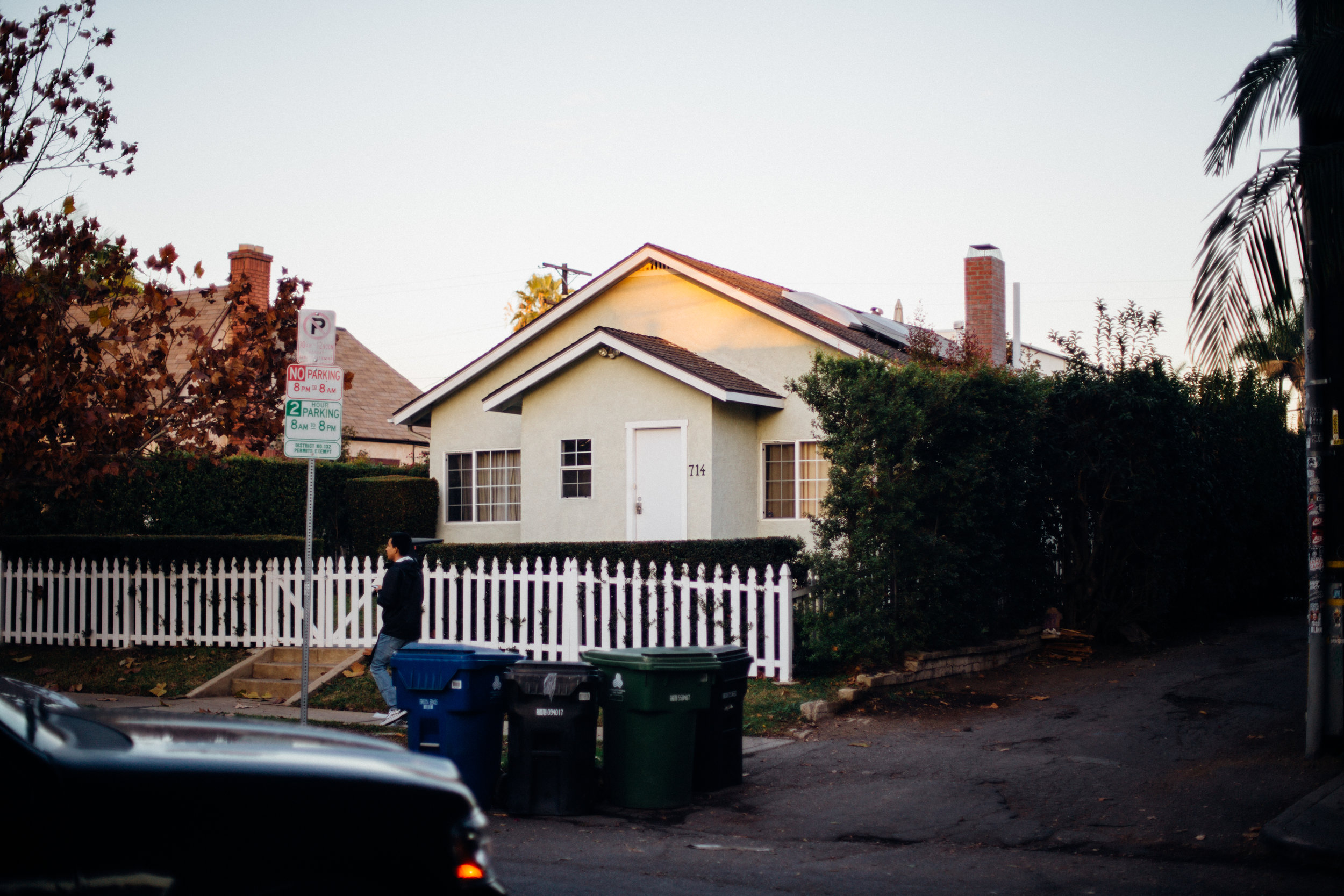 My old house, which was beautiful when I owned it