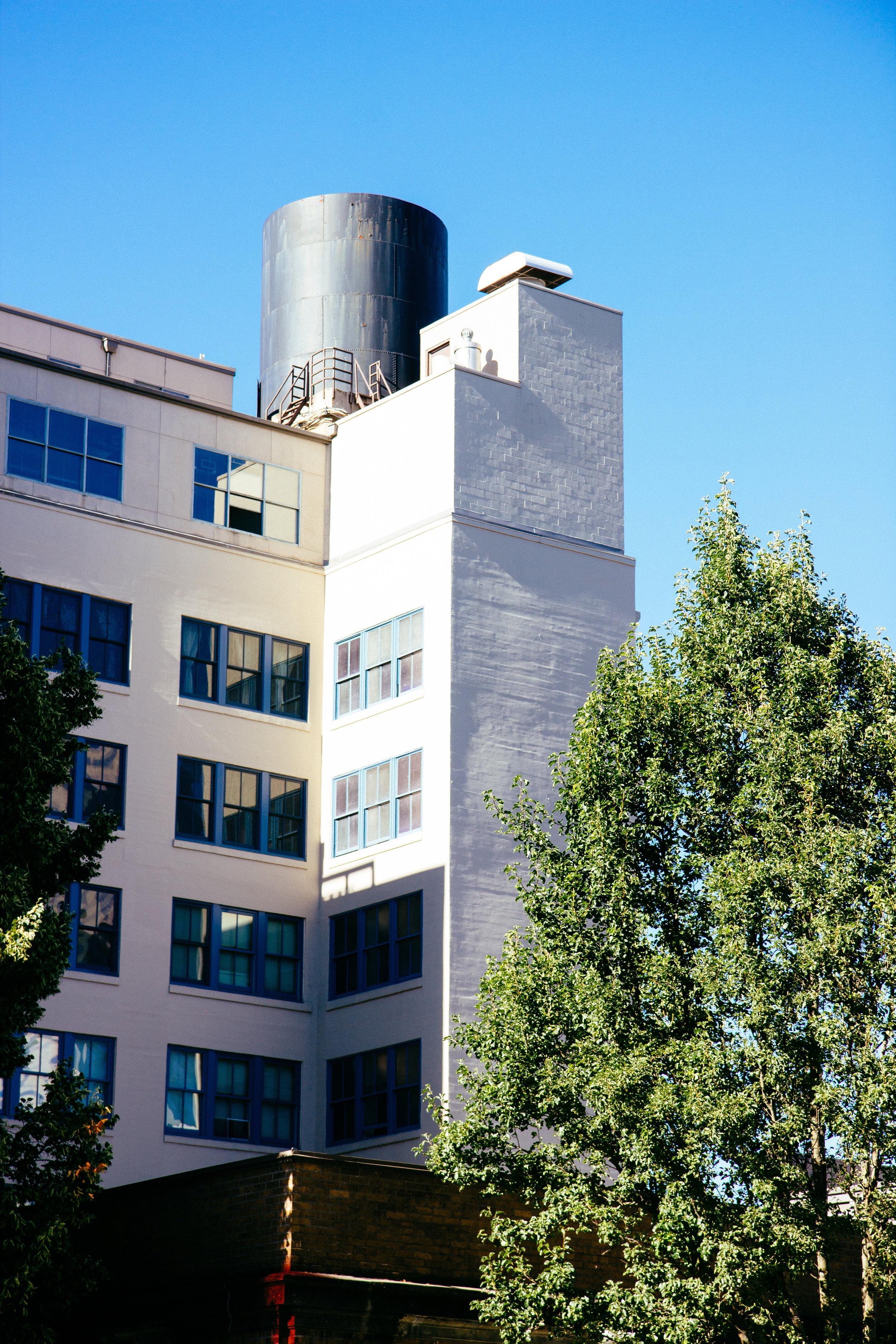 Portland city views