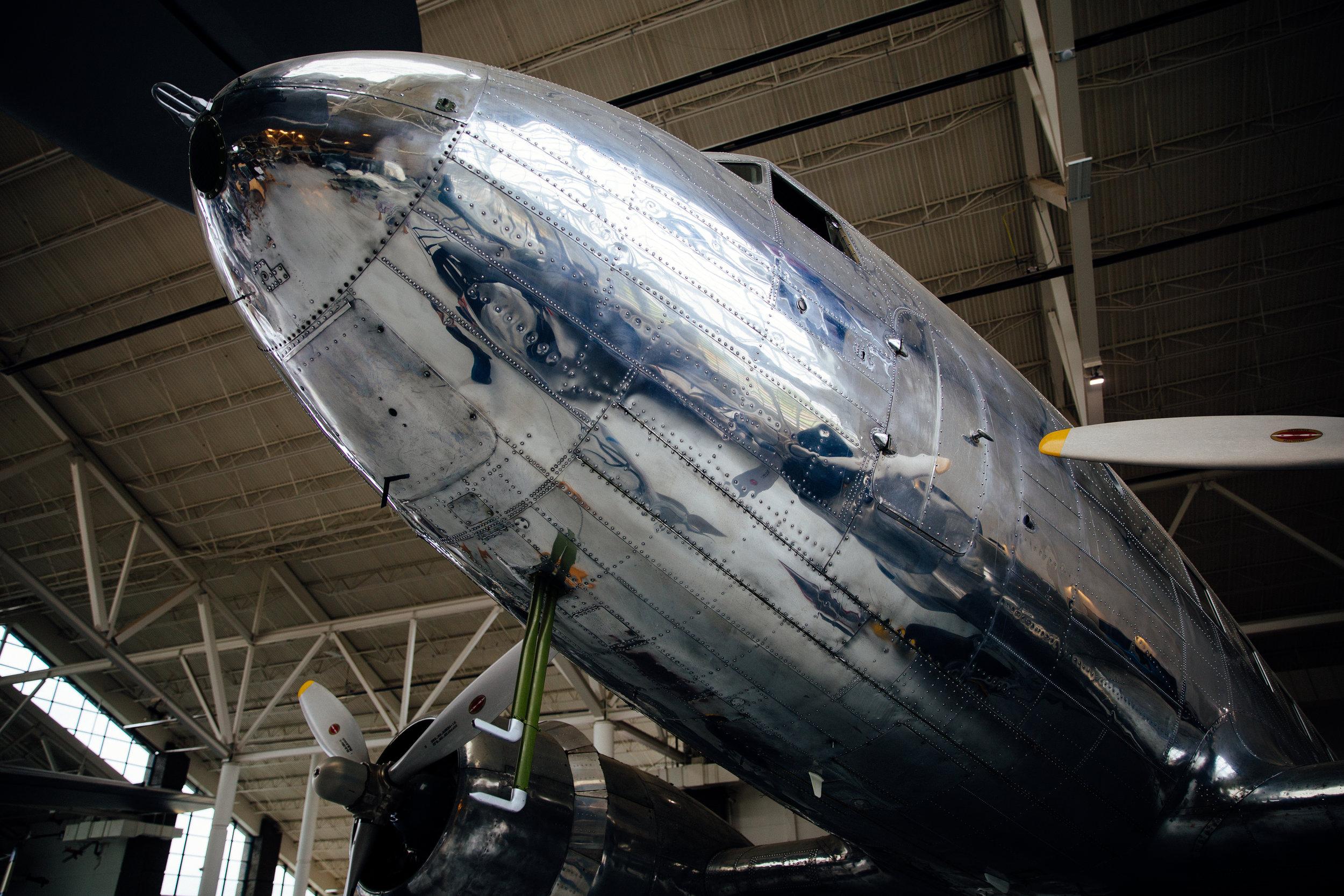 "DC-3A ""Reno"" Mainliner"