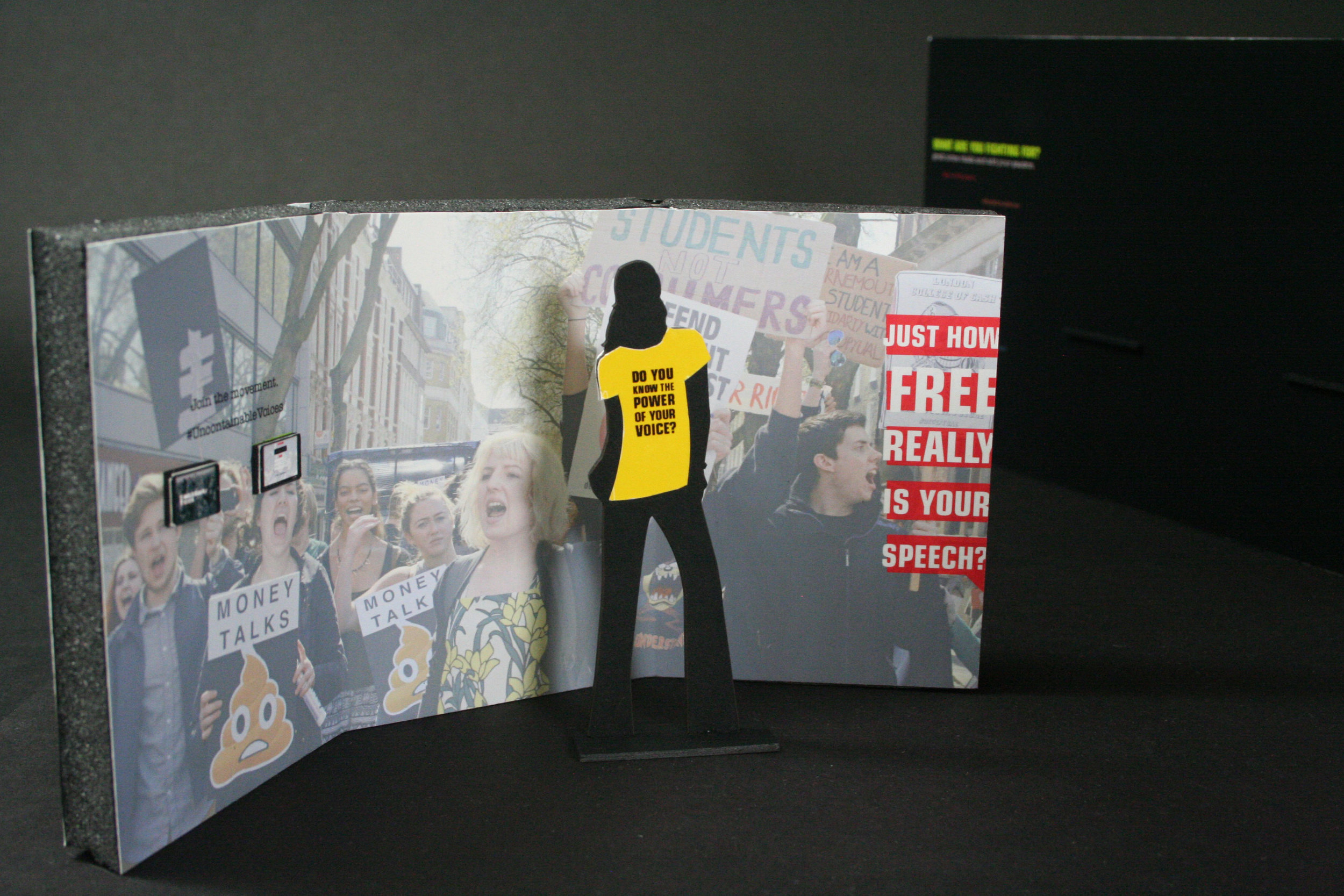 Campaign Booth
