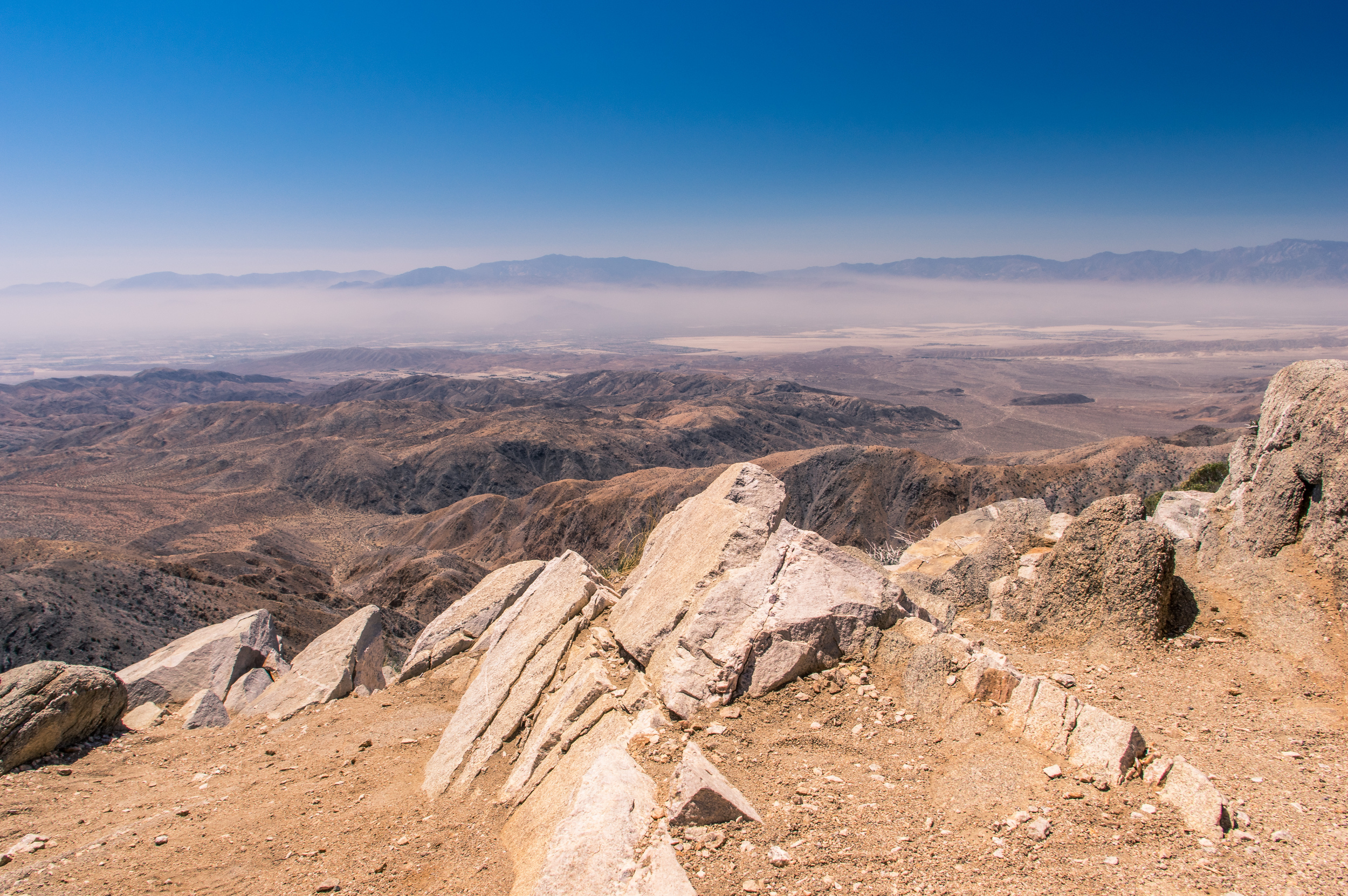 Keys View im Joshua Tree National Park