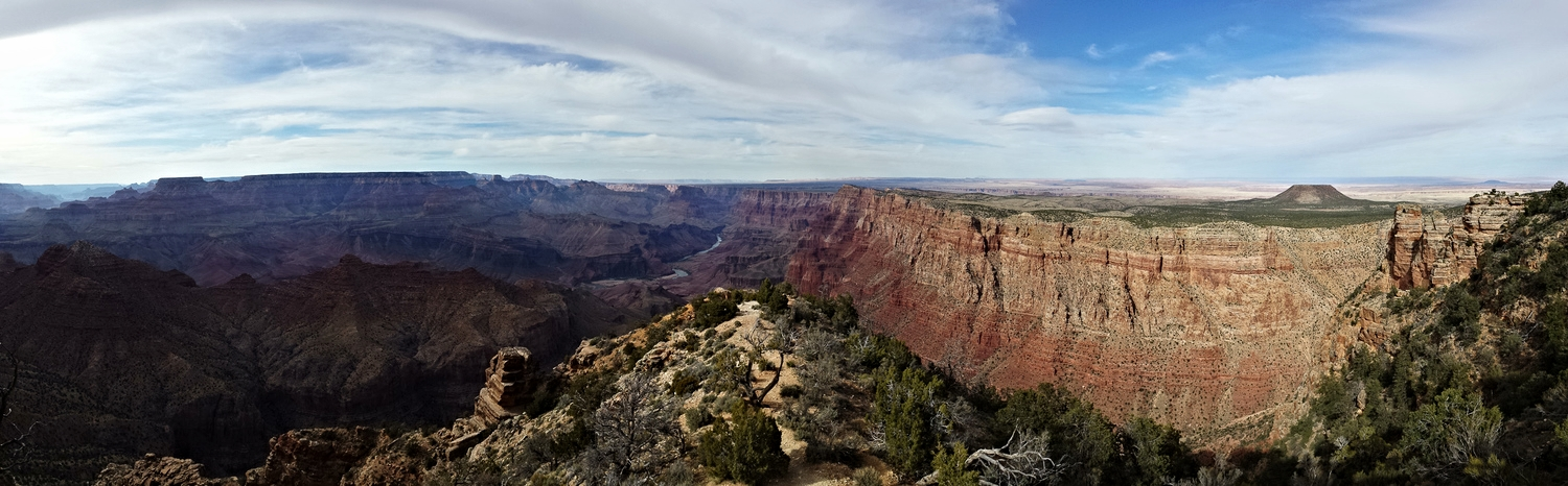 Desert View - Grand Canyon