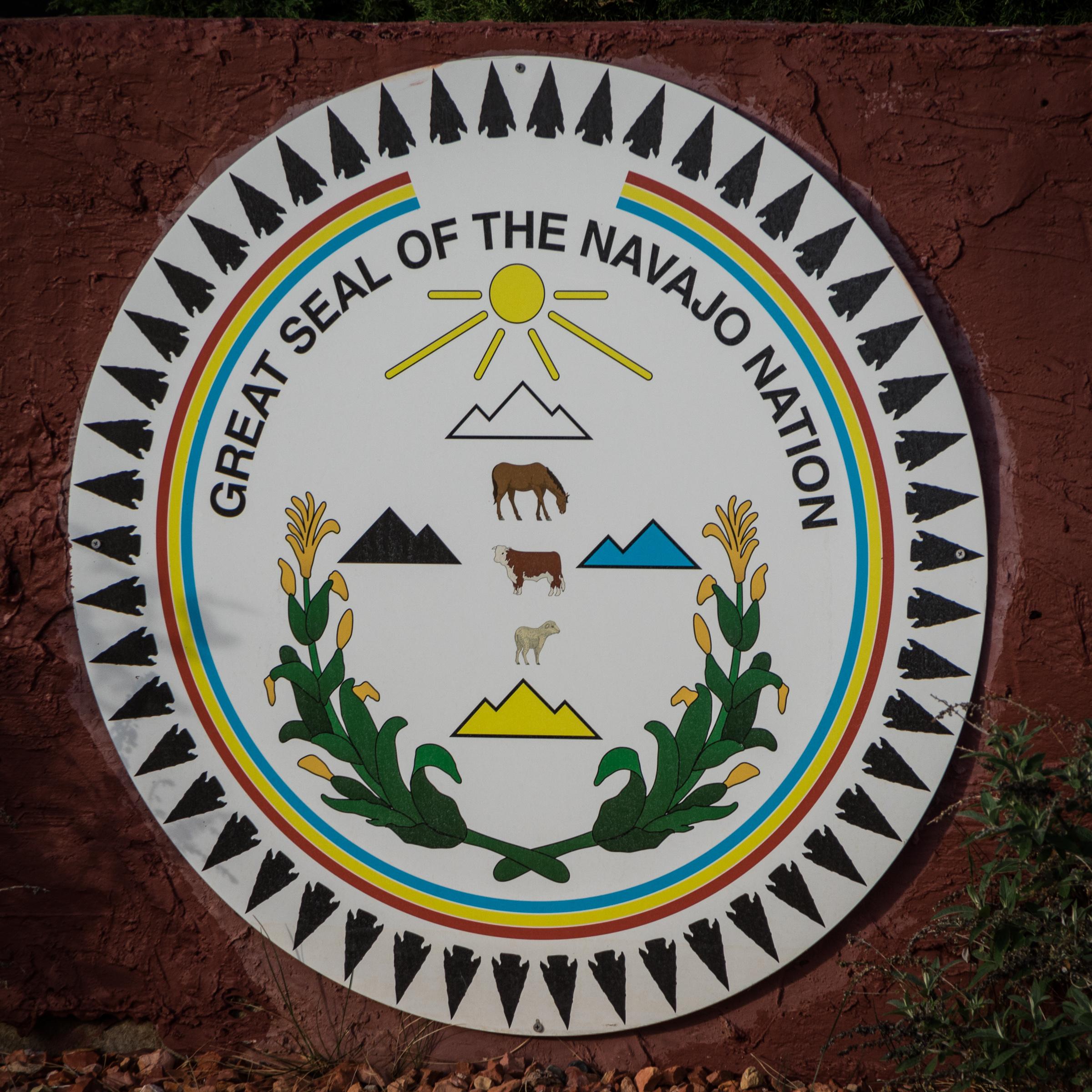 Die Navjo Nation präsentiert sich stolz und selbstbewusst.
