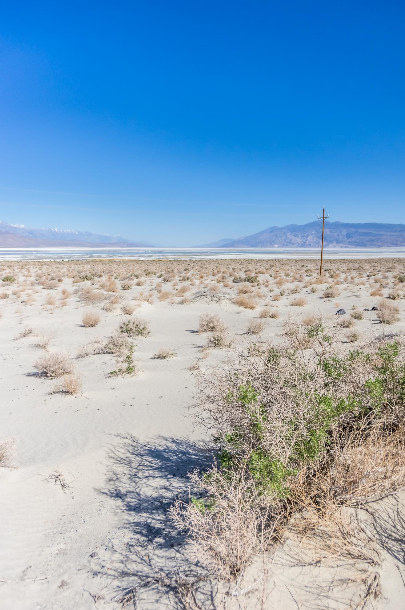Karge Weiten im Death Valley.