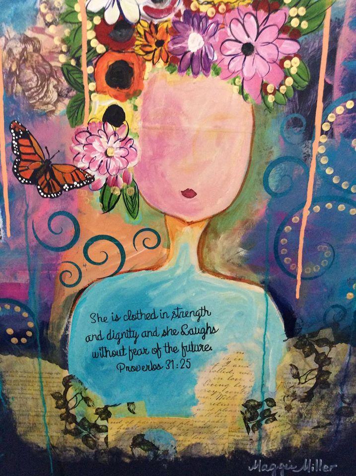 Image source: Maggie G Miller Art & Design