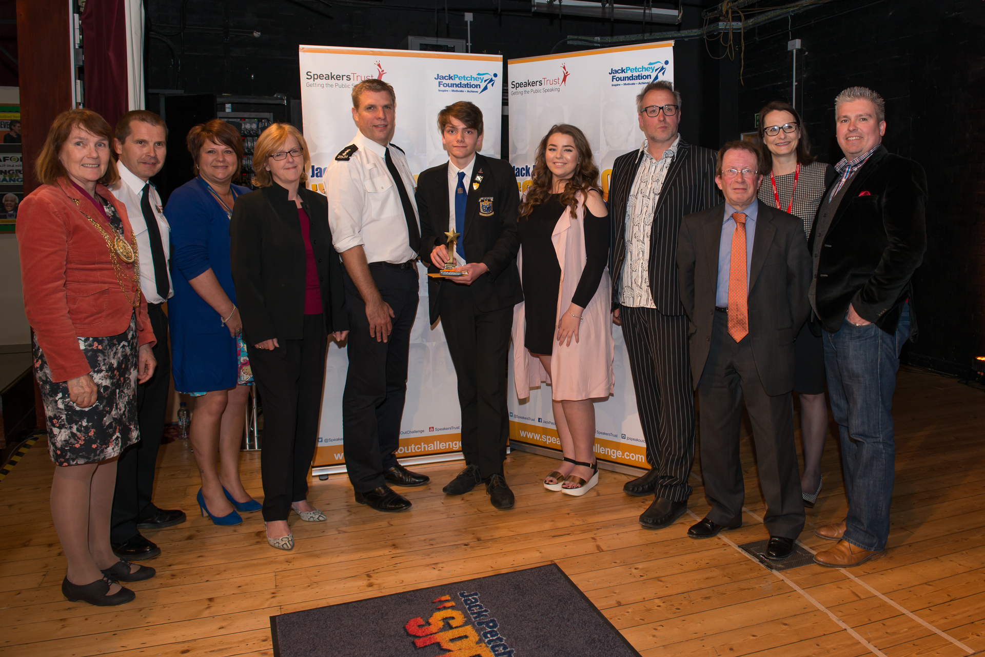 "Jack Petchey's ""Speak Out"" Challenge"